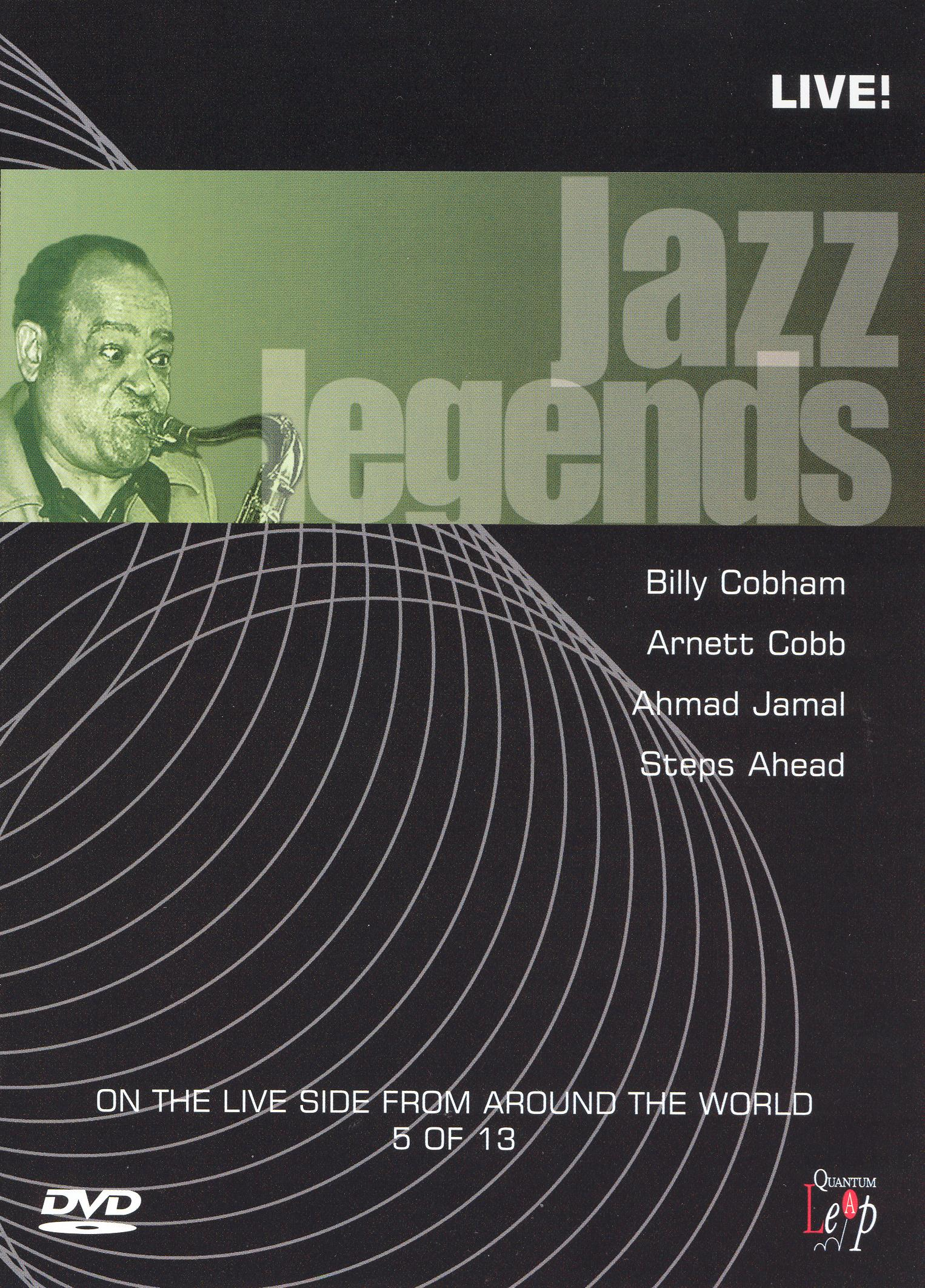Jazz Legends Live! 5