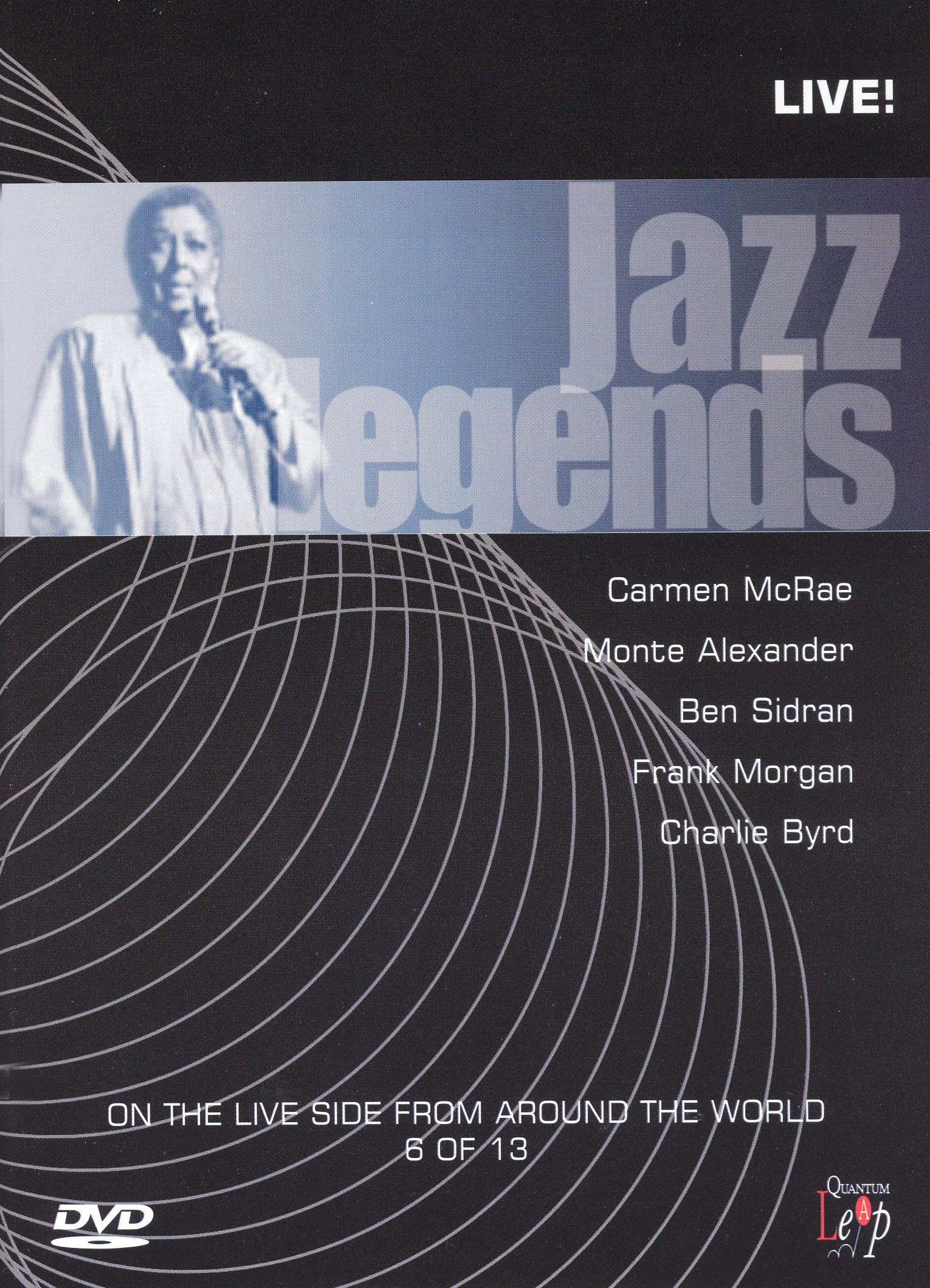 Jazz Legends Live! 6