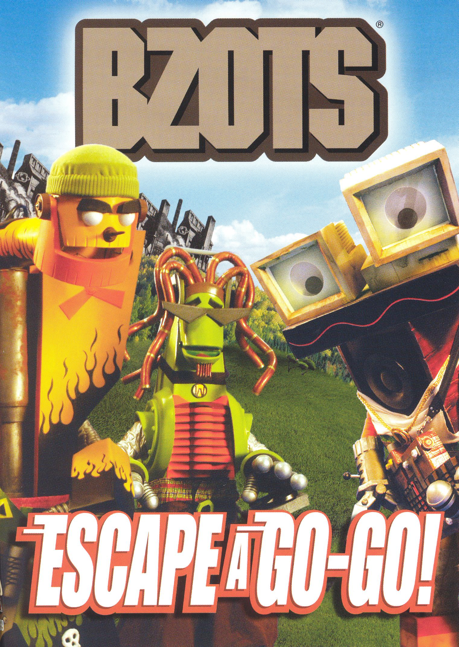 Bzots: Escape A Go-Go