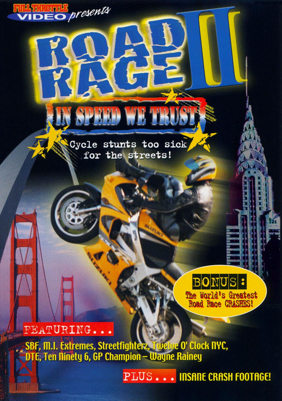 Road Rage, Vol. 2: In Speed We Trust