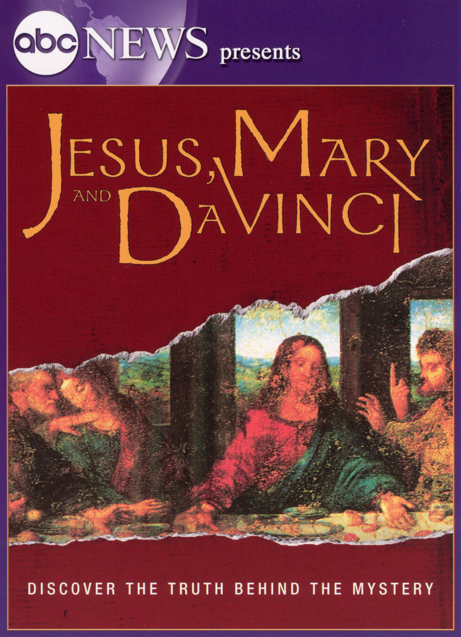 ABC News Presents Jesus Mary And DaVinci Details