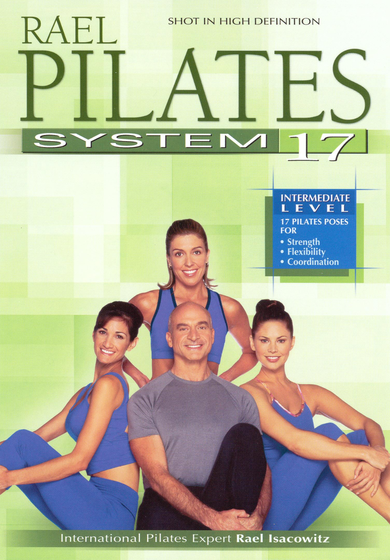 Rael Pilates: Series 17