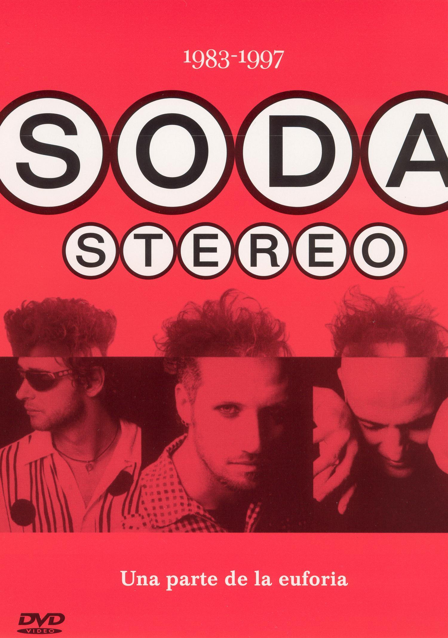 Soda Stereo: Una Parte de la Euforia