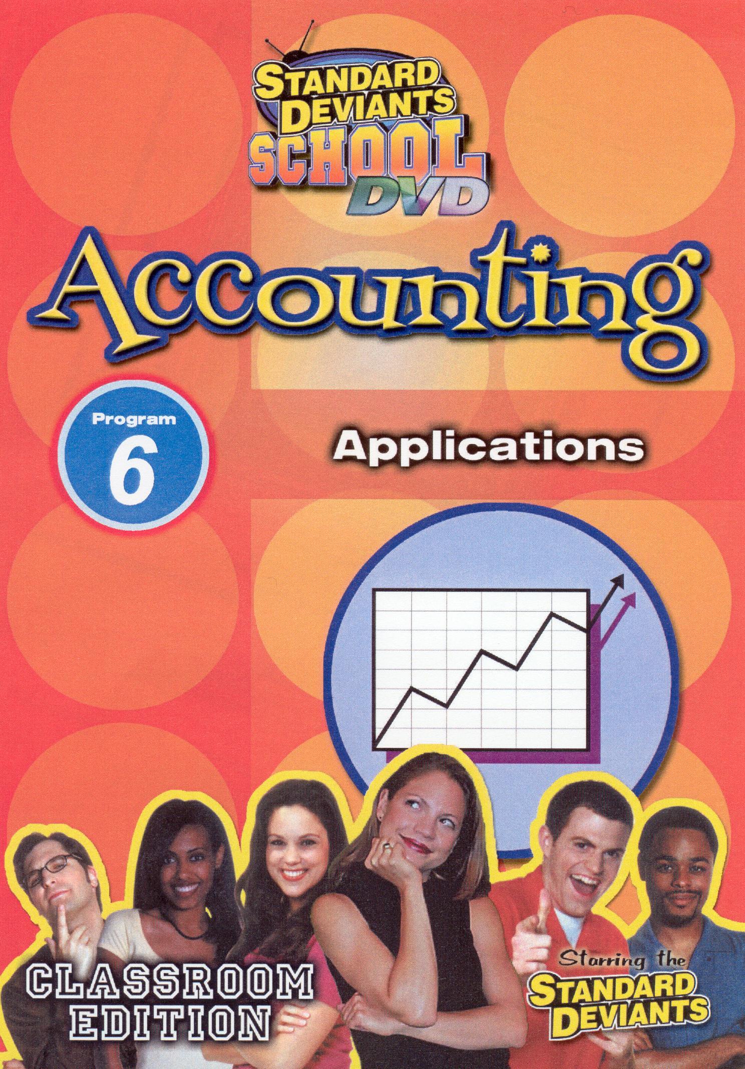 Standard Deviants School: Accounting, Program 6