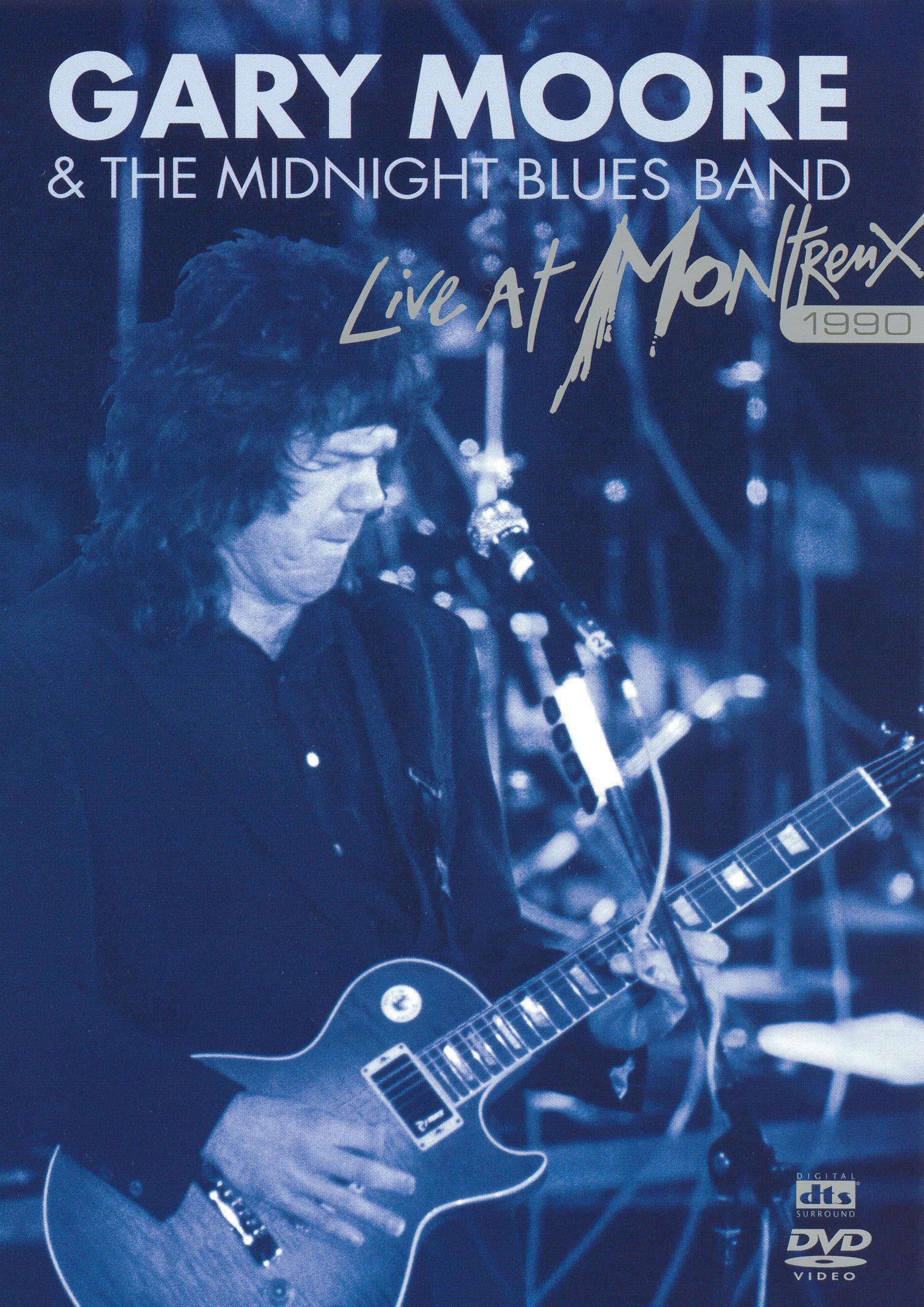 Gary Moore: Live at Montreux, 1990 [+1997]