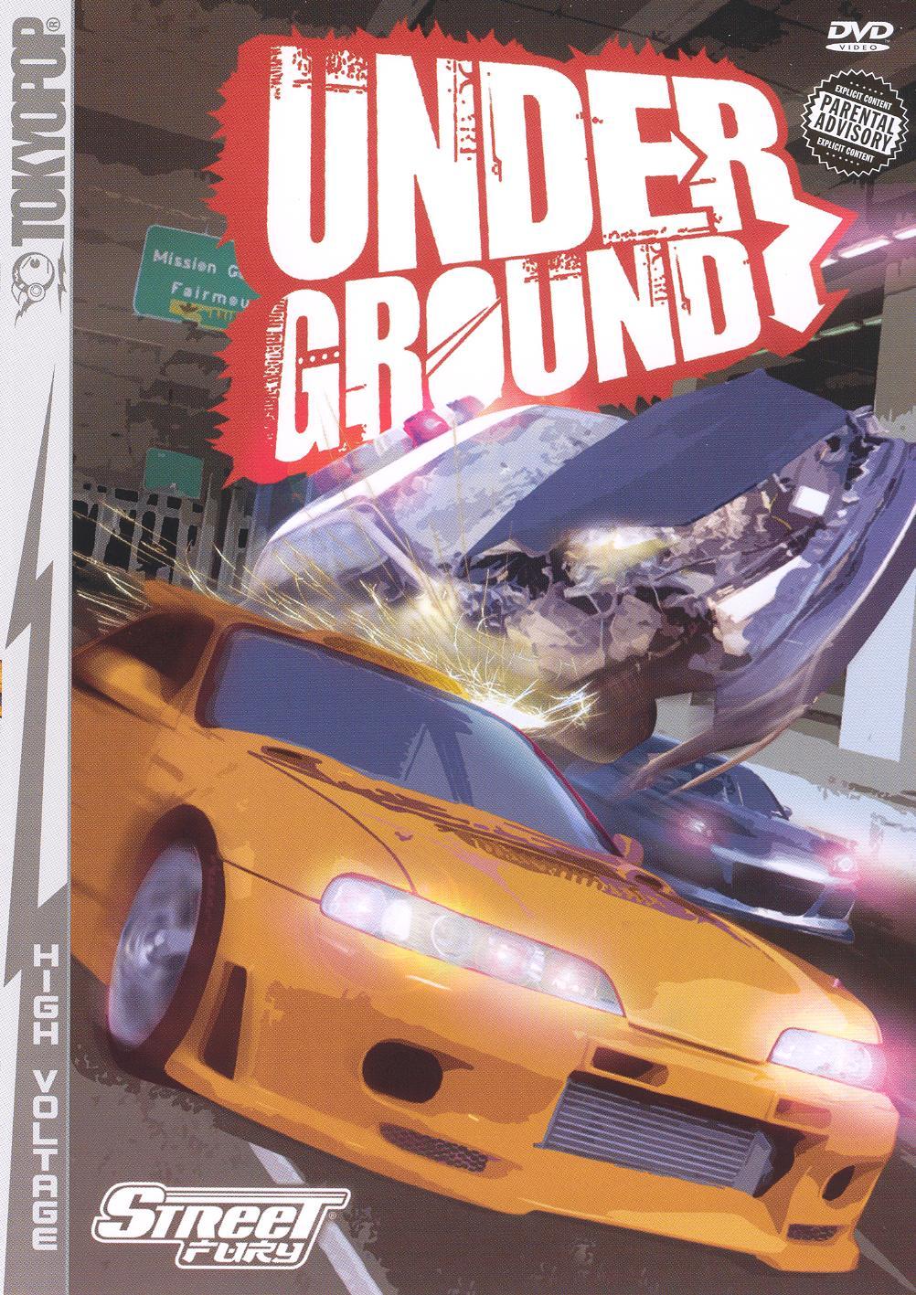 Street Fury: Underground