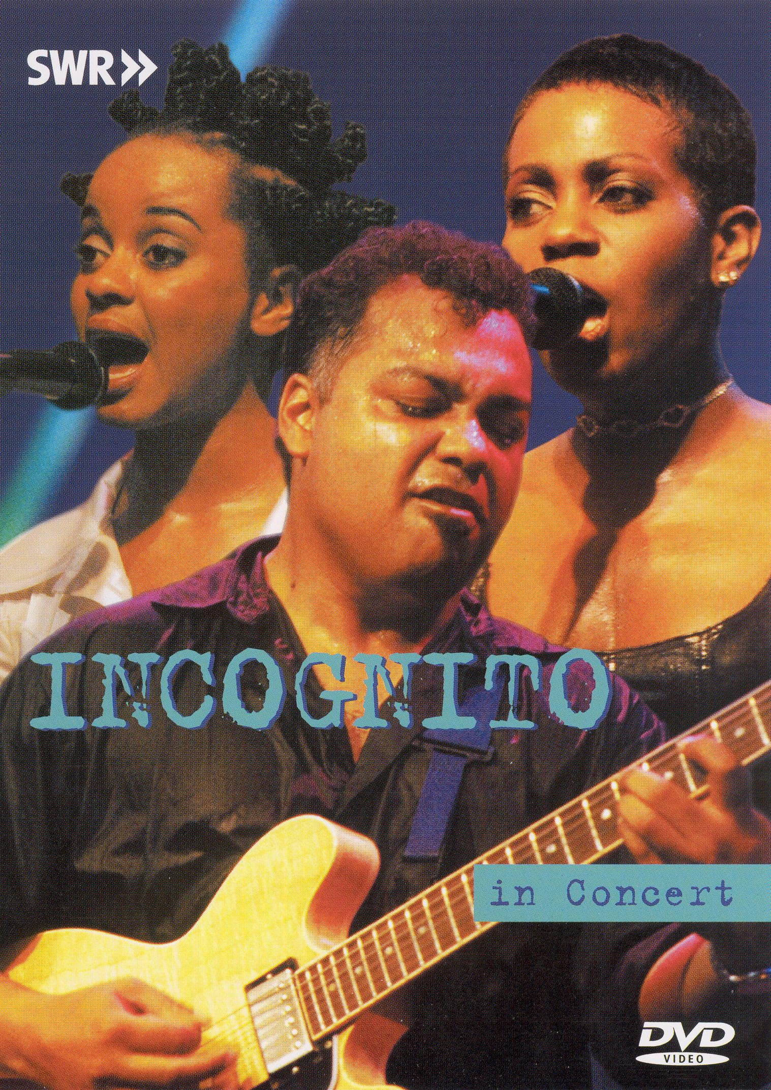 Ohne Filter - Musik Pur: Incognito in Concert