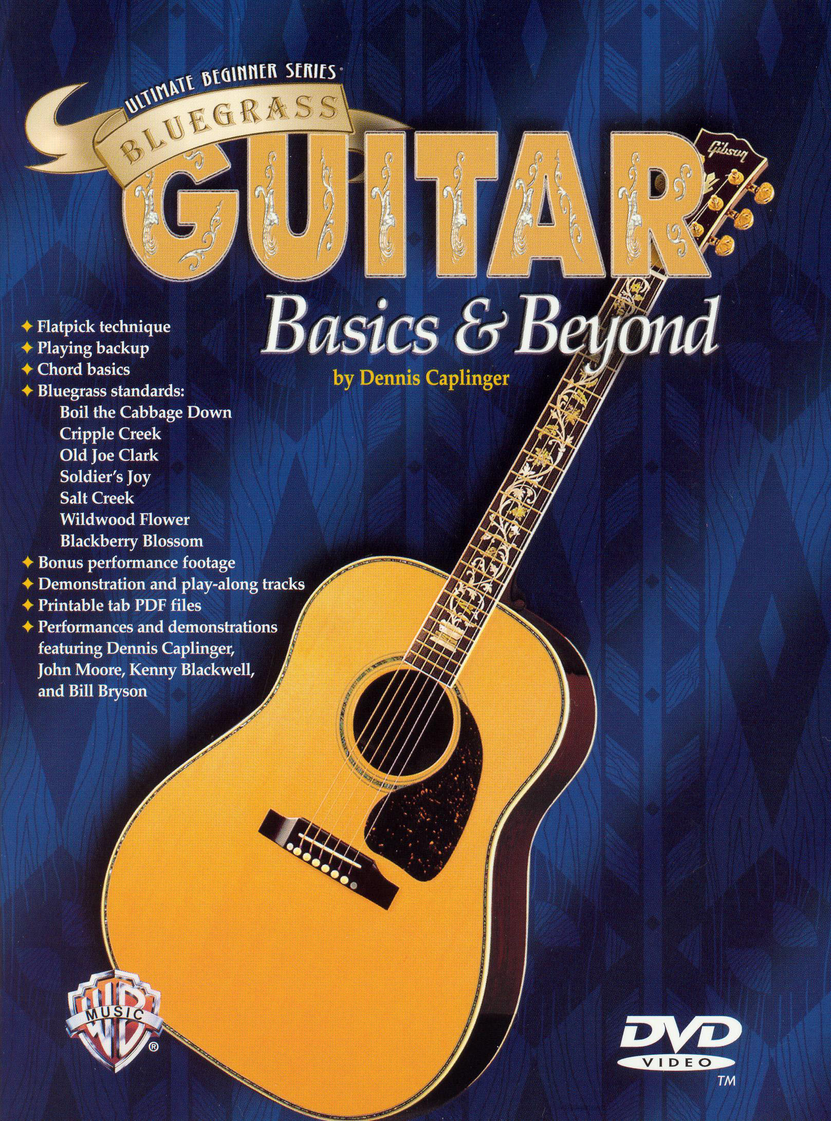 Ultimate Beginner: Bluegrass Guitar Basics