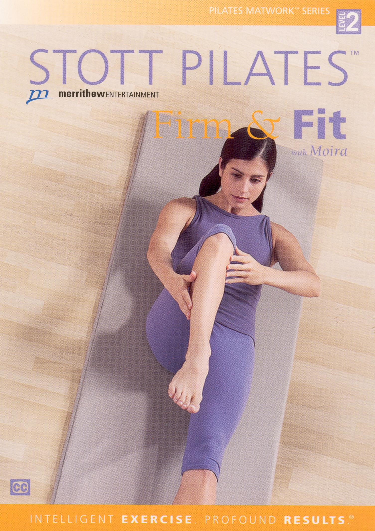 Stott Pilates: Firm and Fit