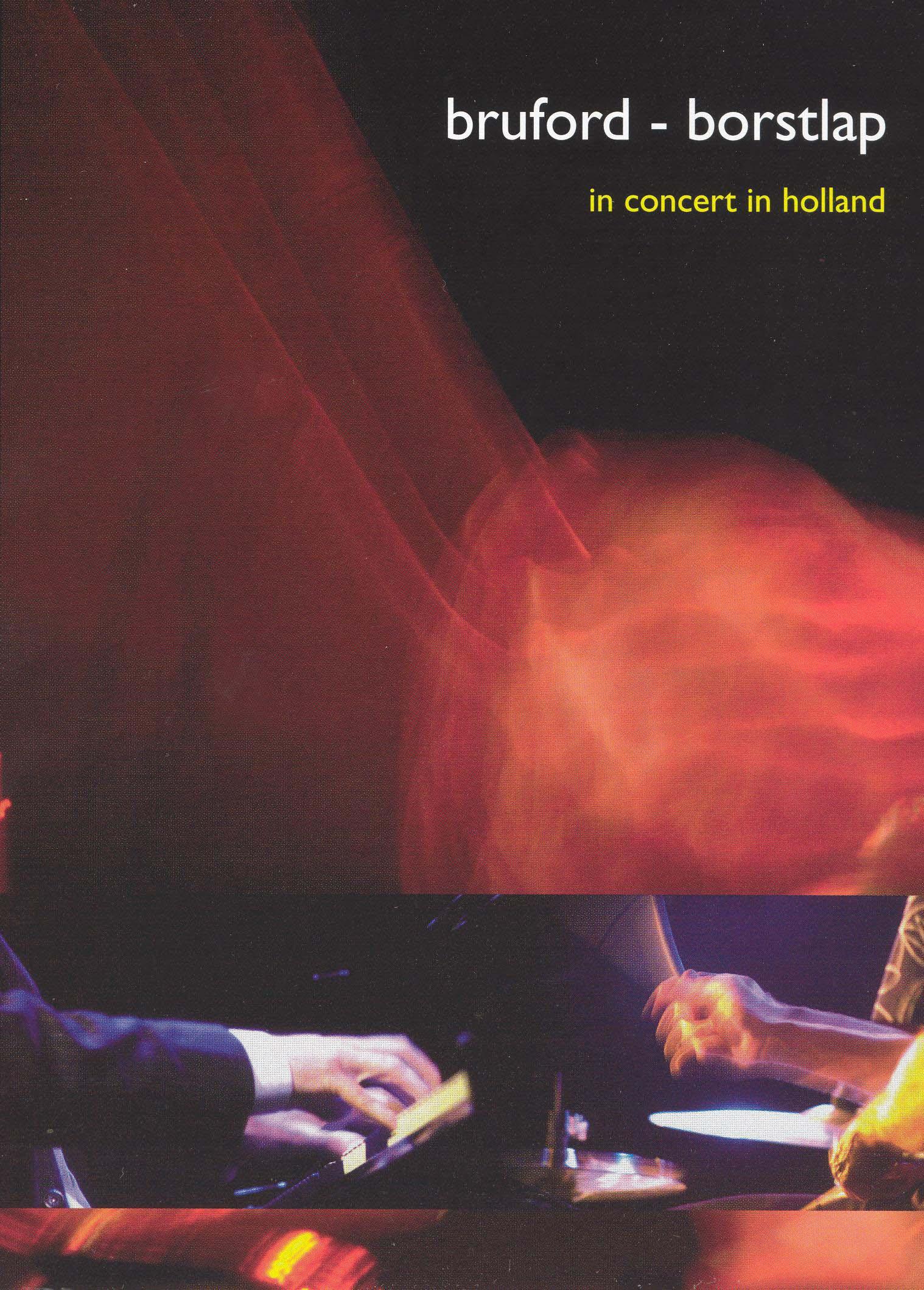 Bruford-Borstlap: In Concert in Holland