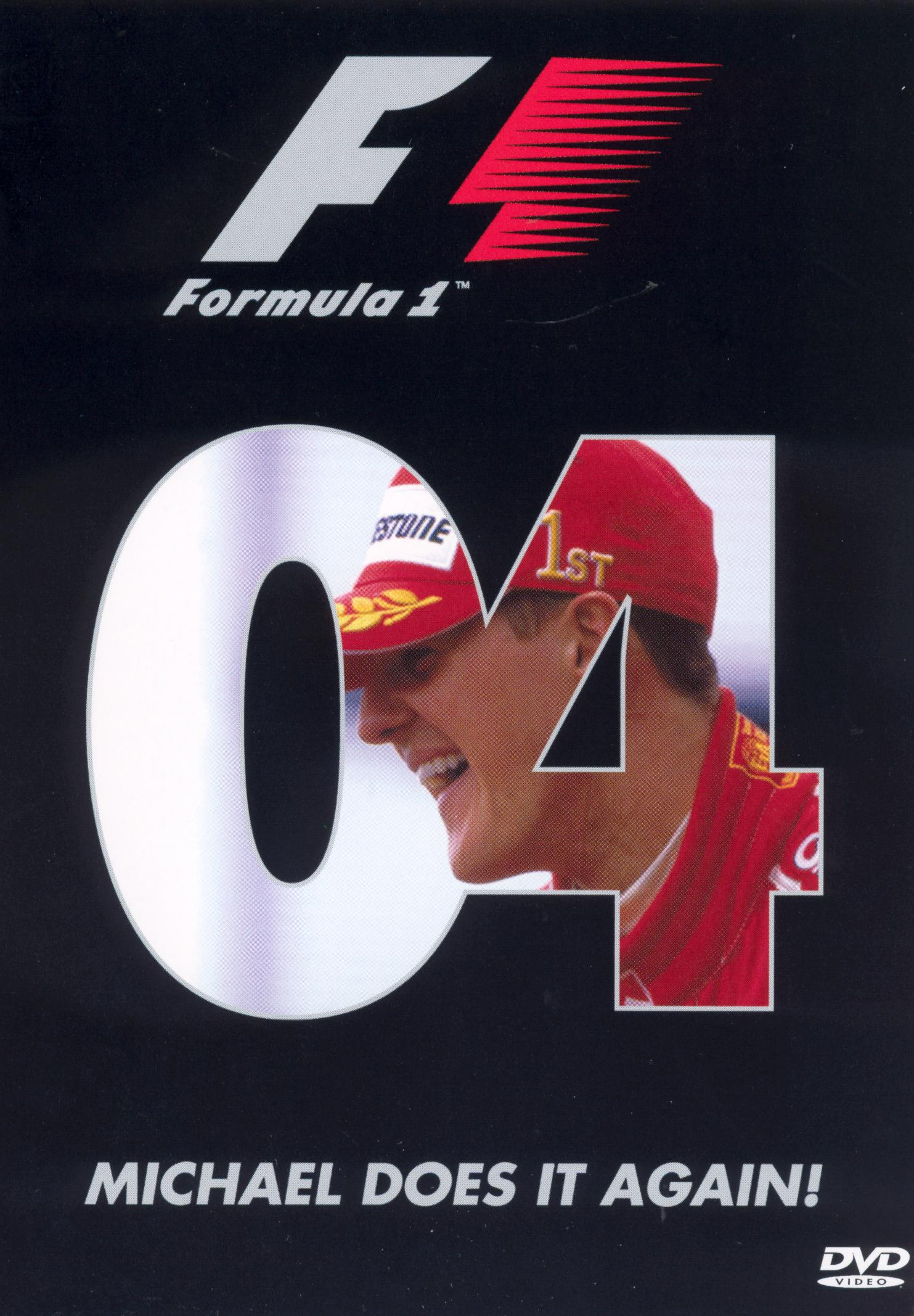 Formula One Review: 2004