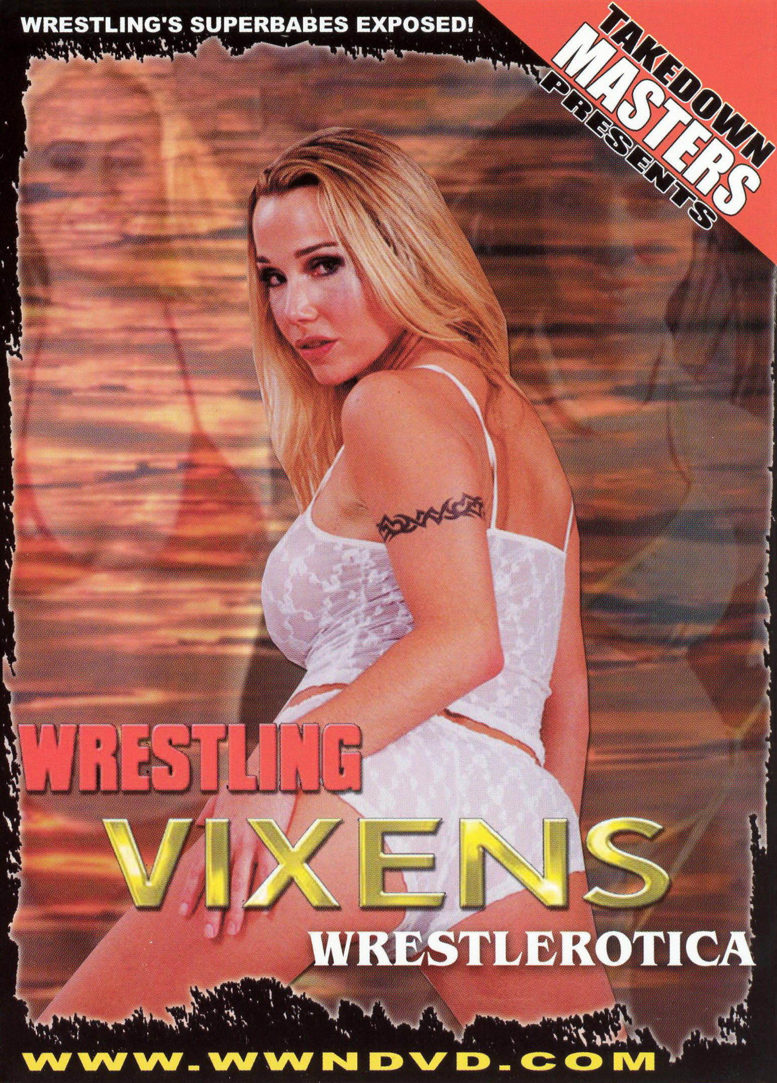 Takedown Masters: Wrestling Vixens Wrestlerotica