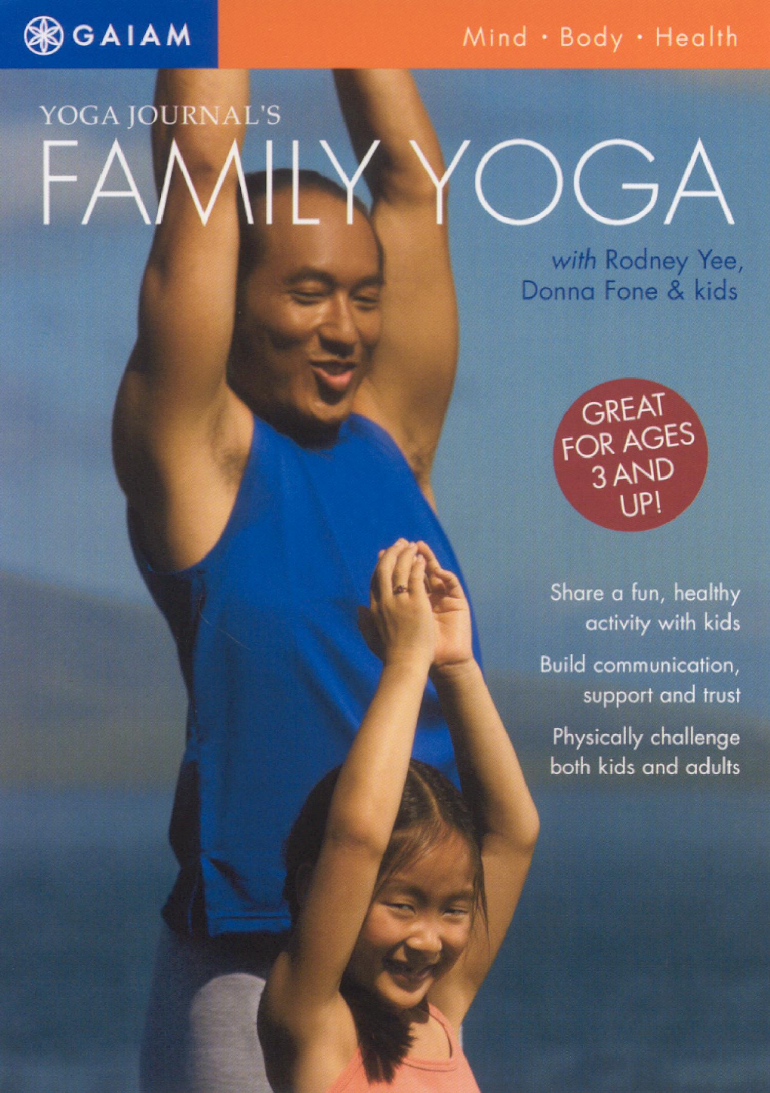 Yoga Journal's Family Yoga