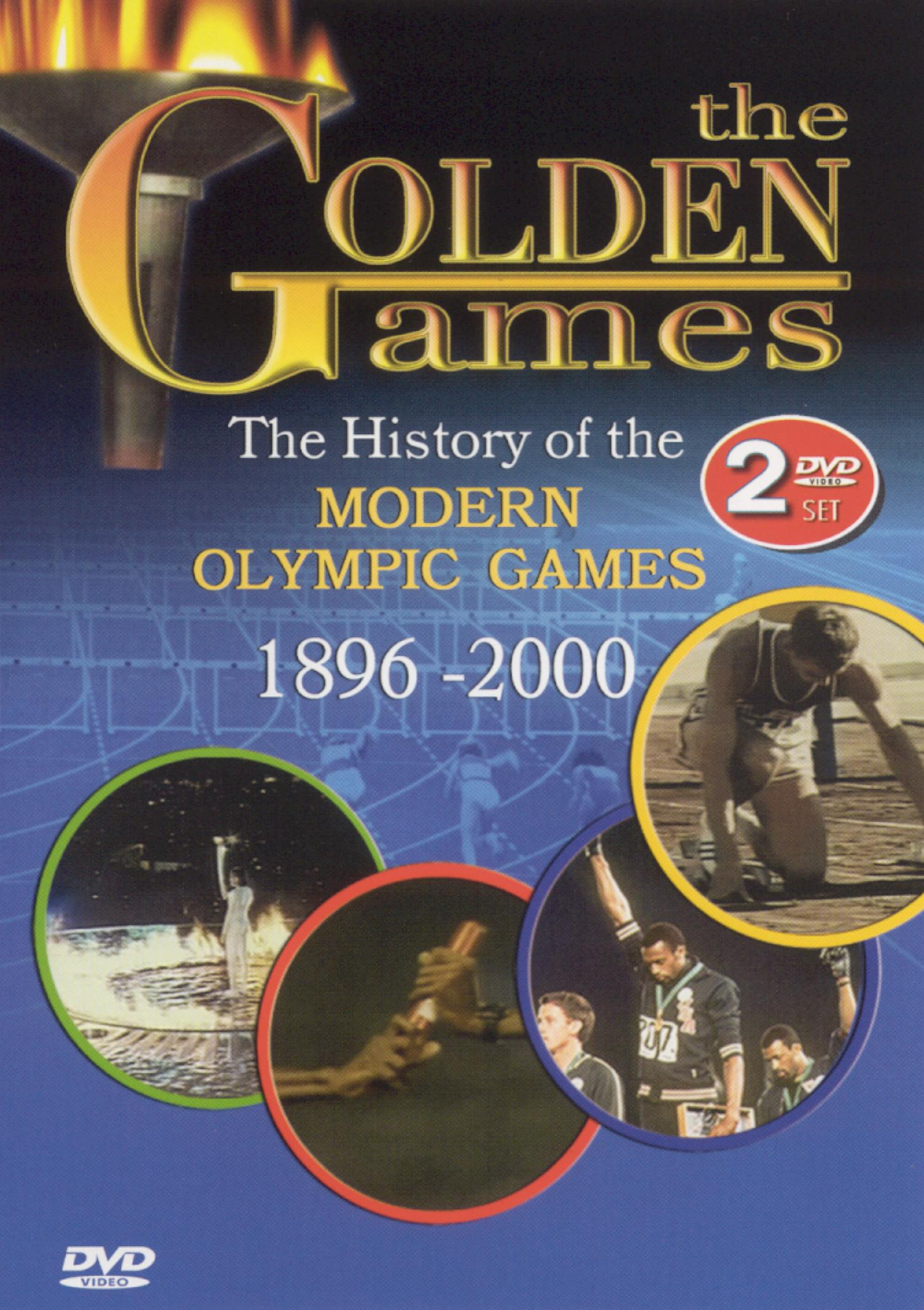a history of the modern olympic games