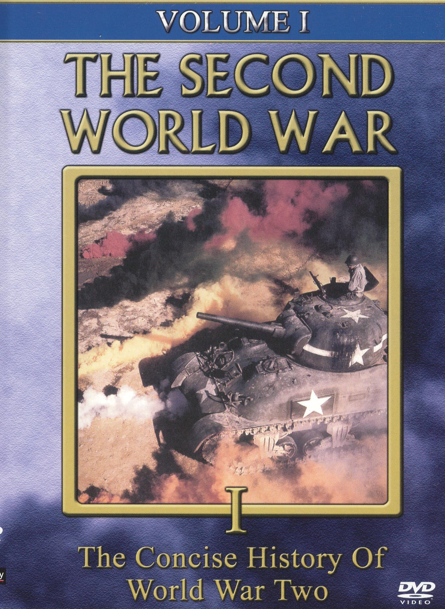 The Concise History of World War Two