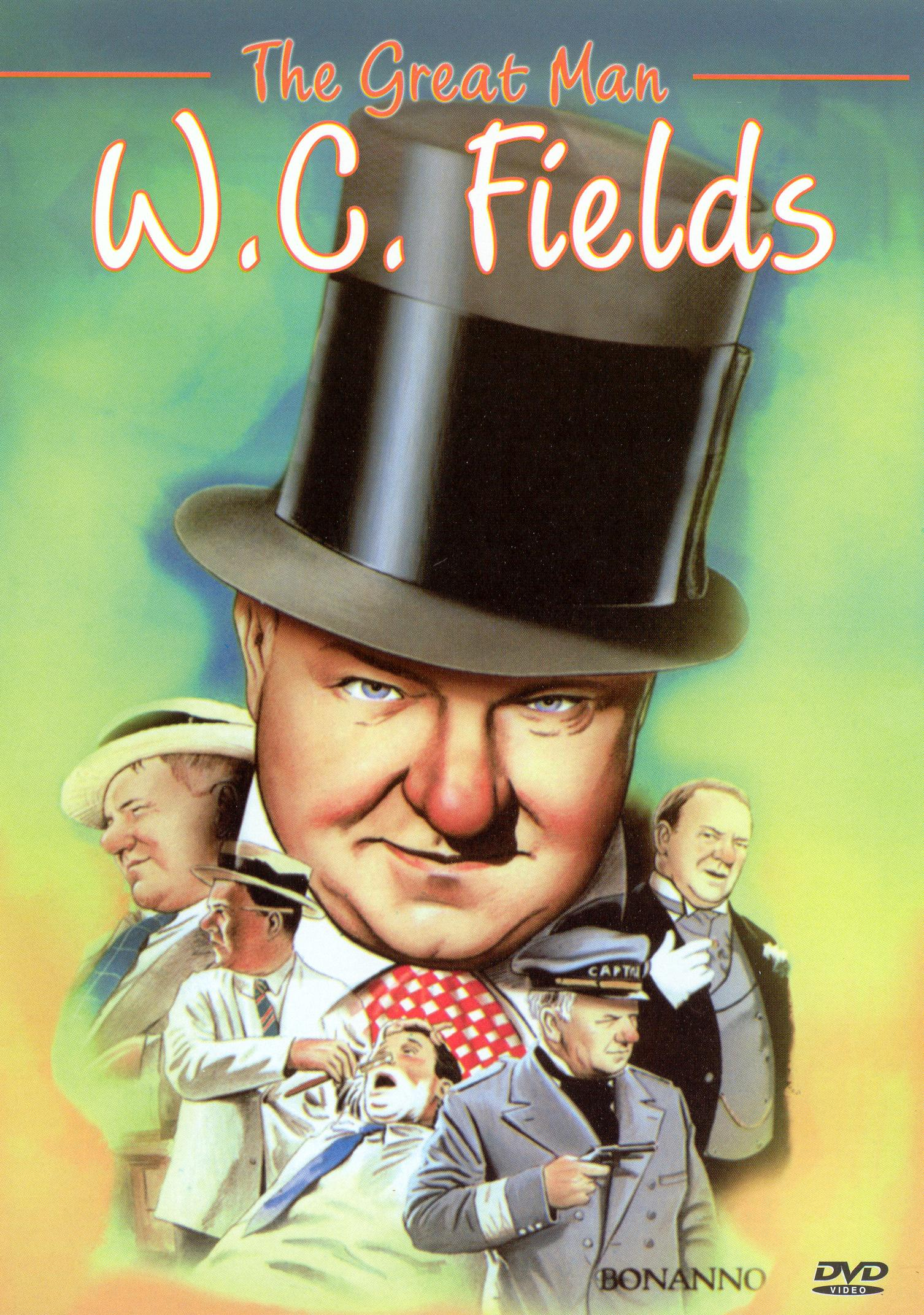 The Great Man W.C. Fields