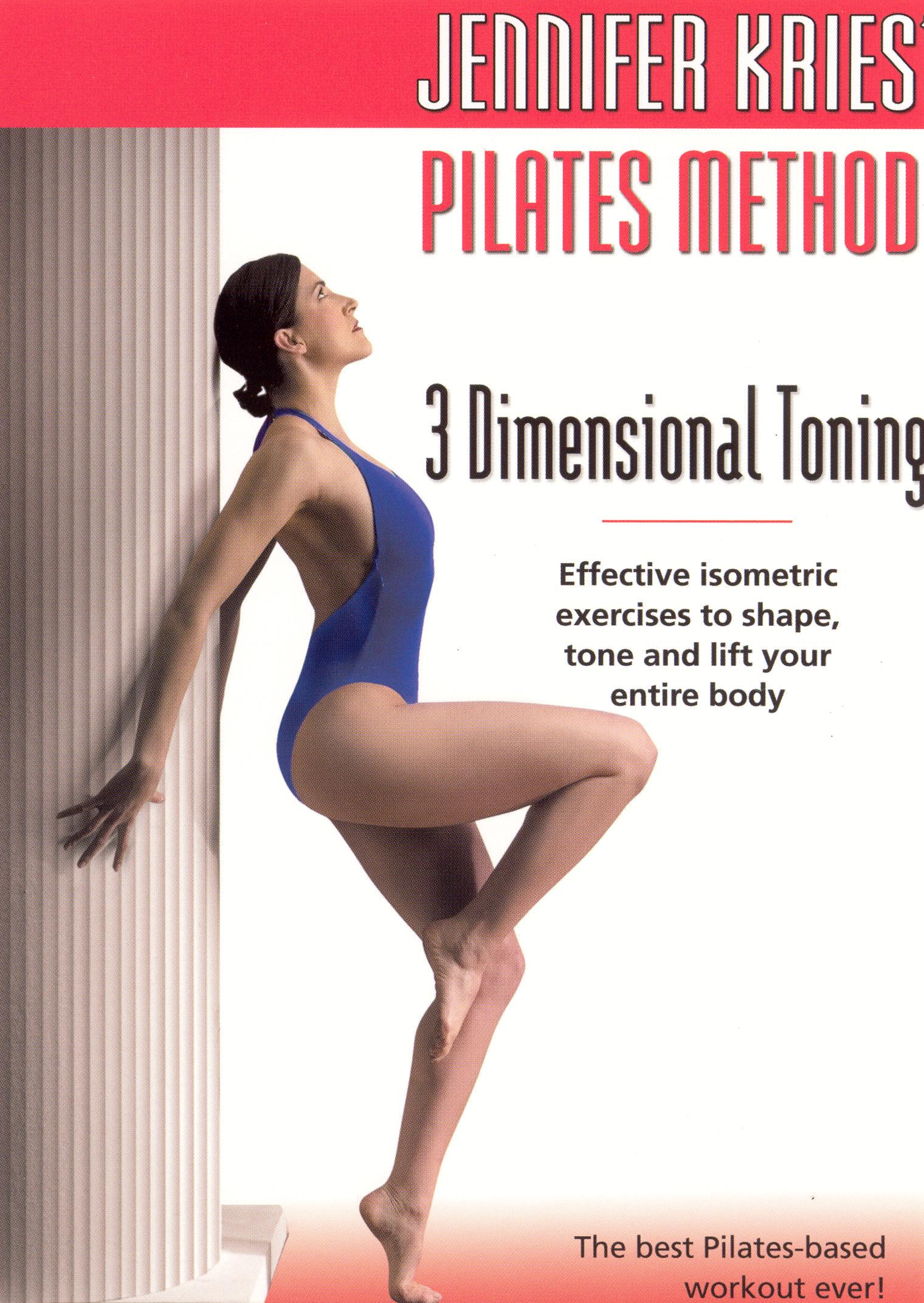 Pilates Method: 3 Dimensional Toning