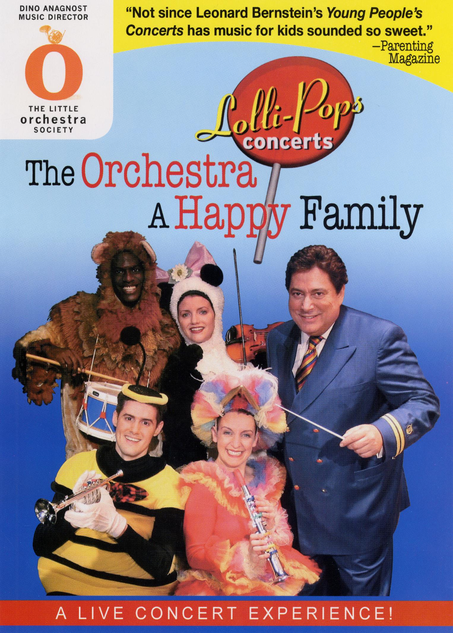 The Little Orchestra Society: The Orchestra - A Happy Family