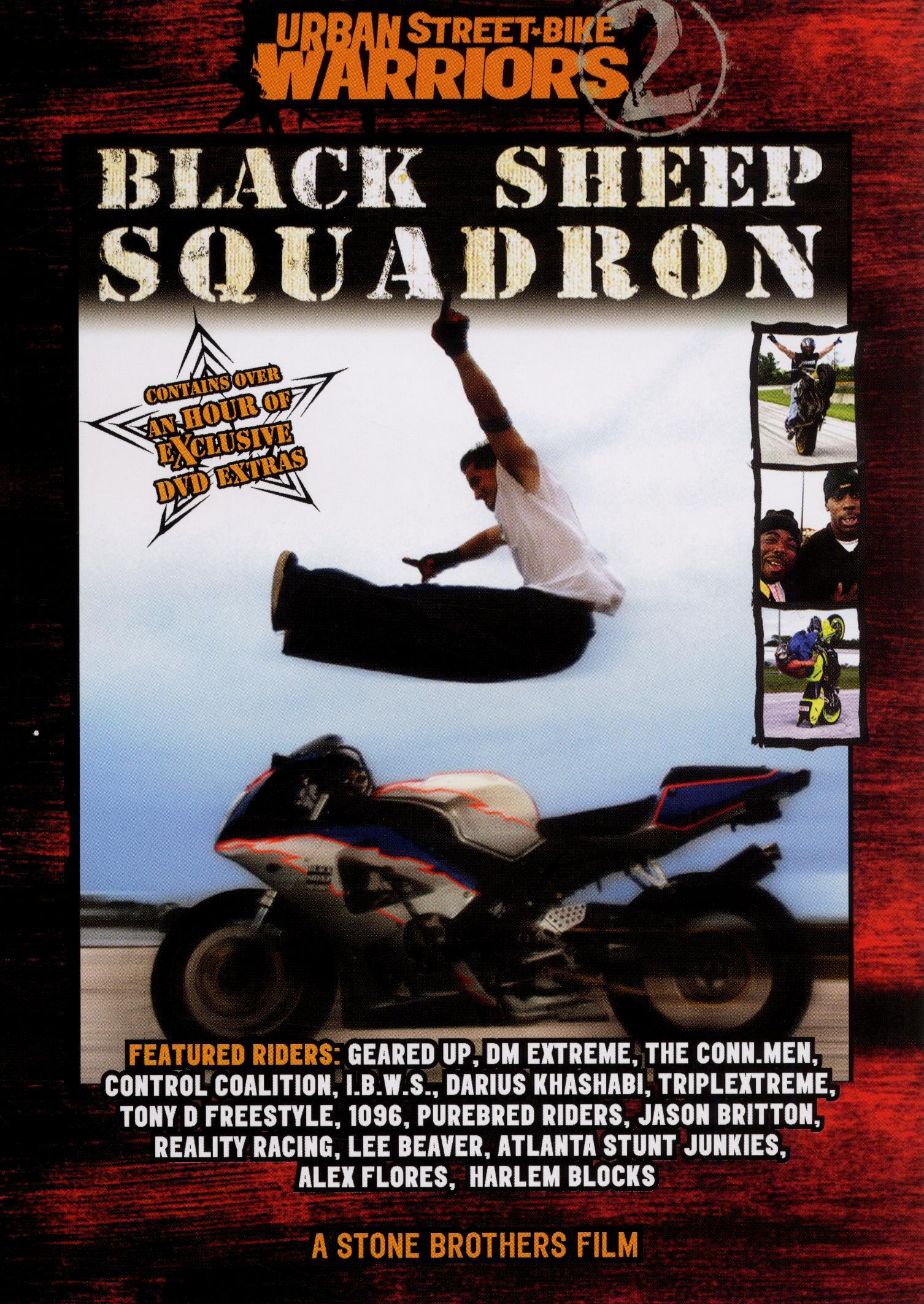 Urban Street-Bike Warriors, Vol. 2: Black Sheep Sqadron