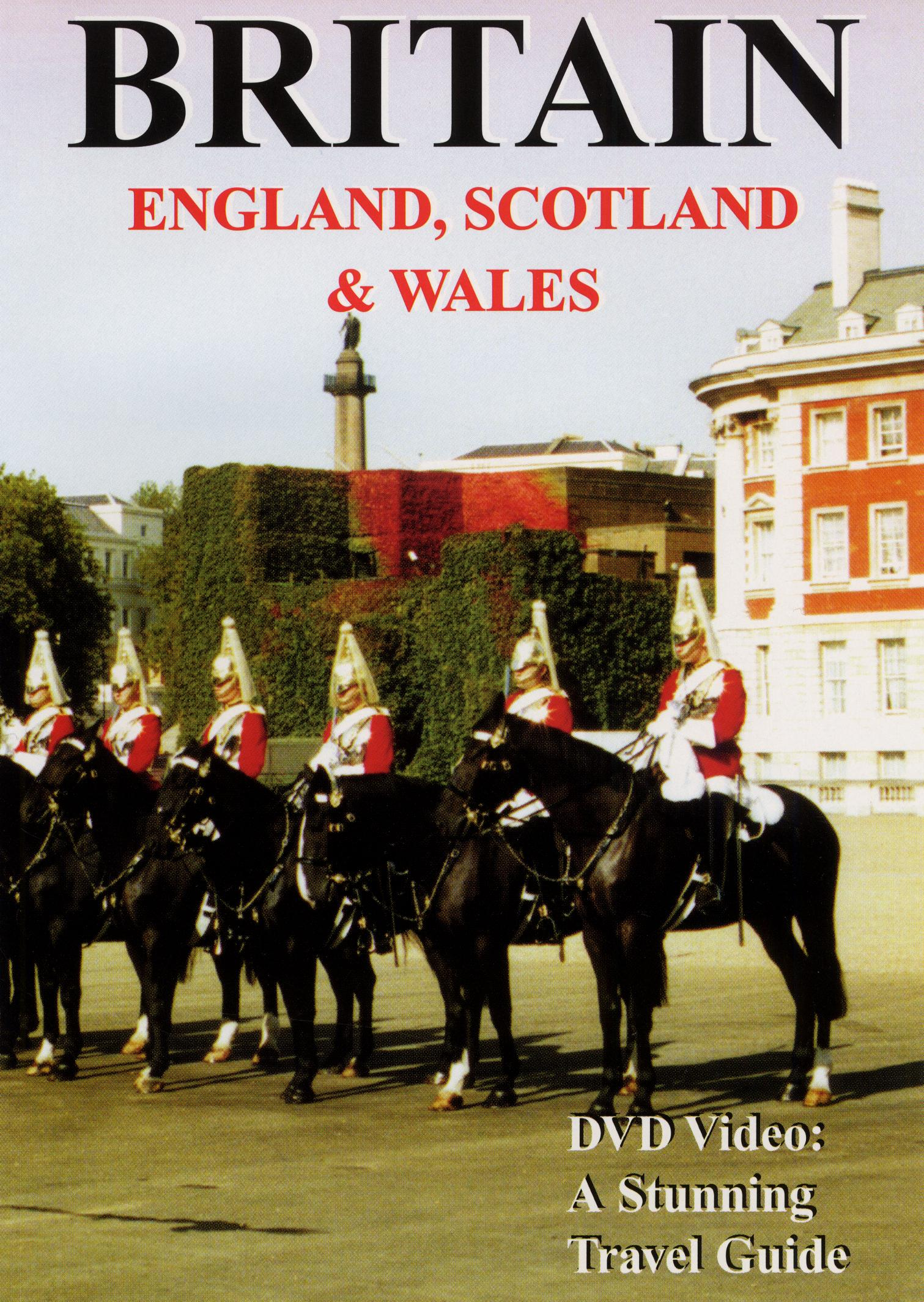 Britain: England, Scotland and Wales