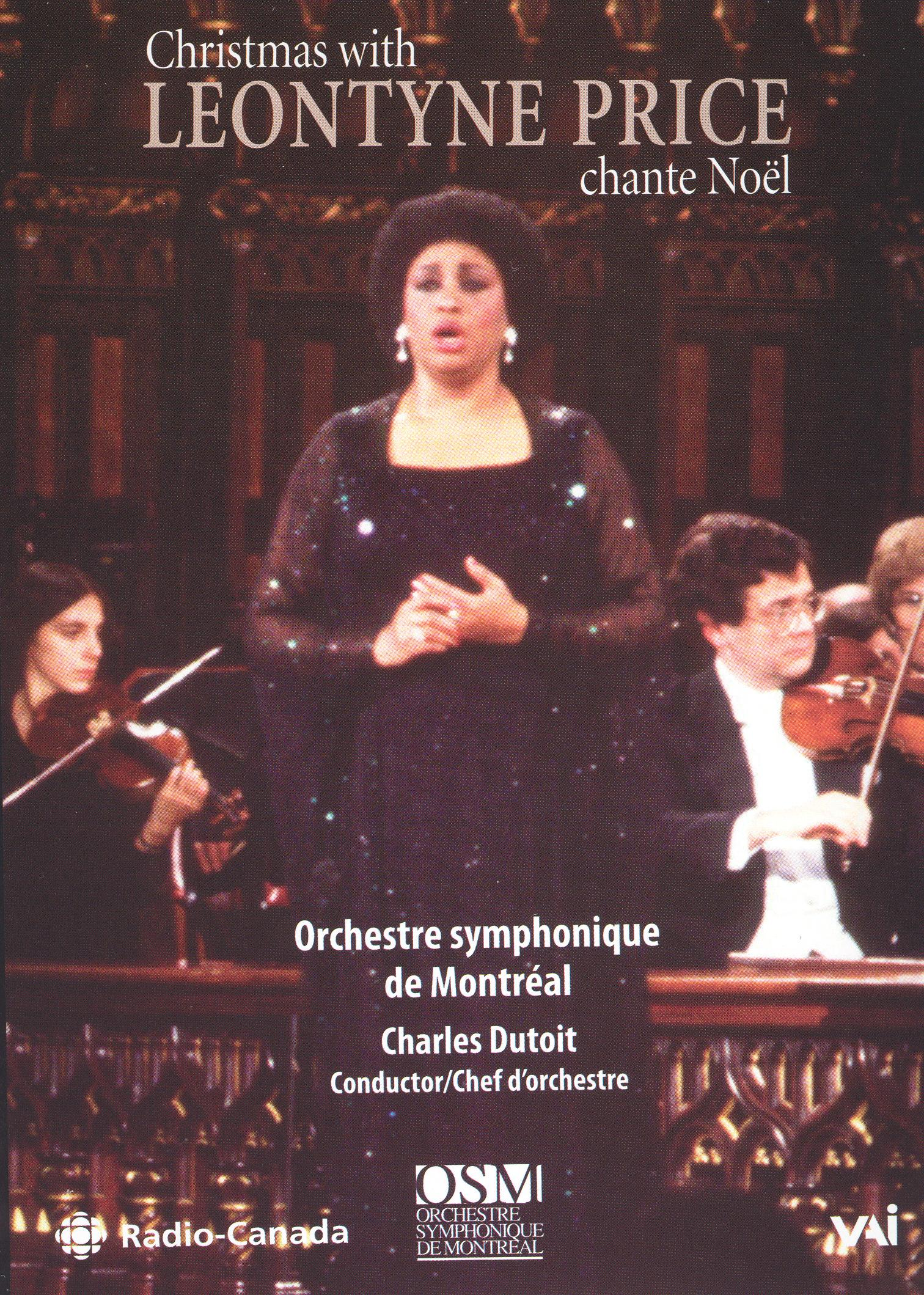 Christmas With Leontyne Price and the Montreal Symphony