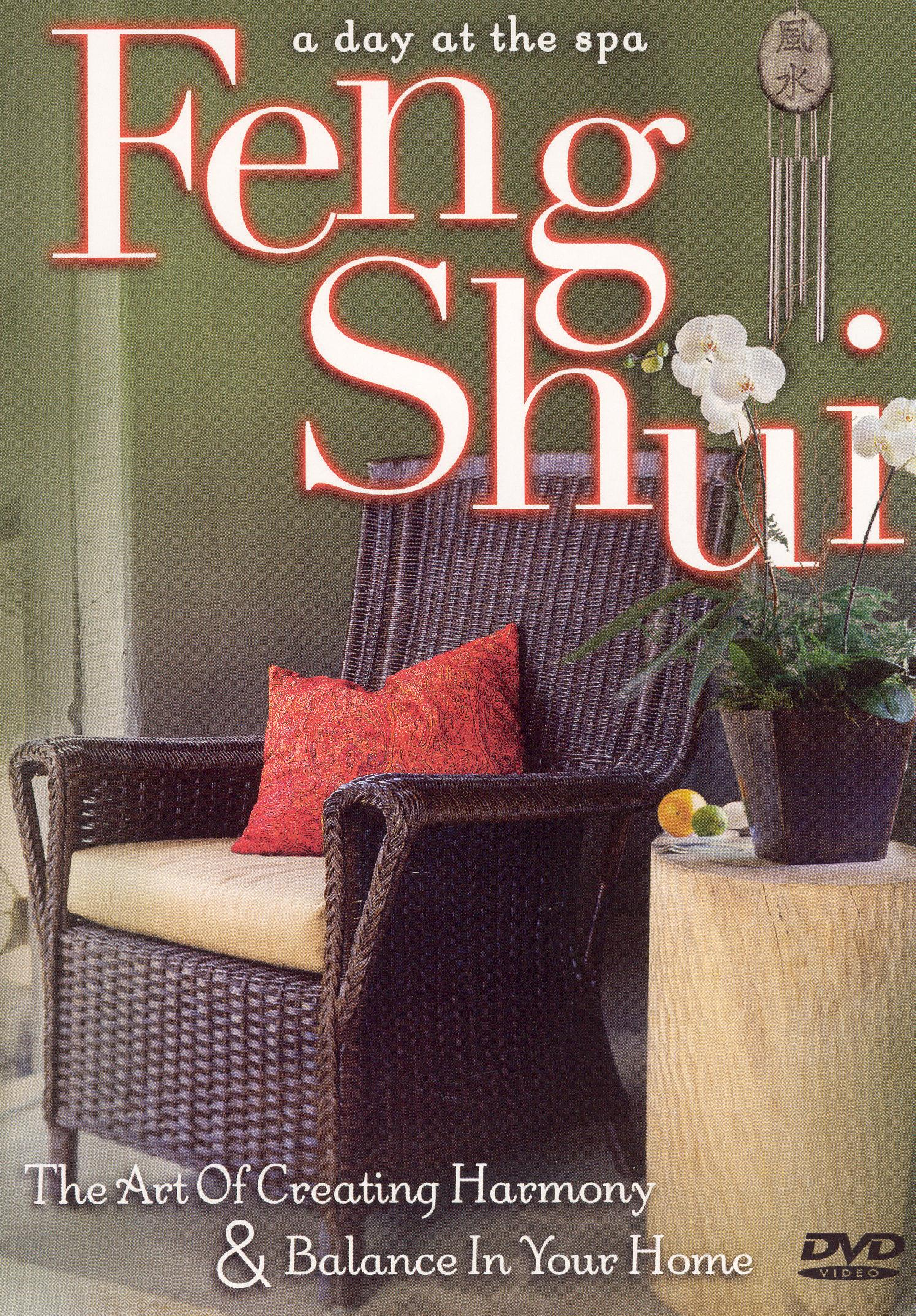 A Day at the Spa: Feng Shui