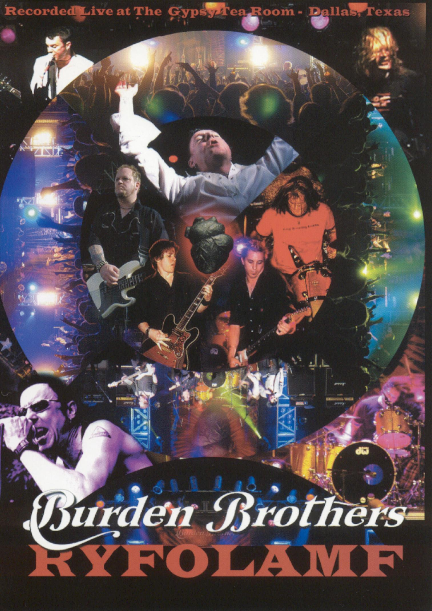 Burden Brothers: Ryfolamf