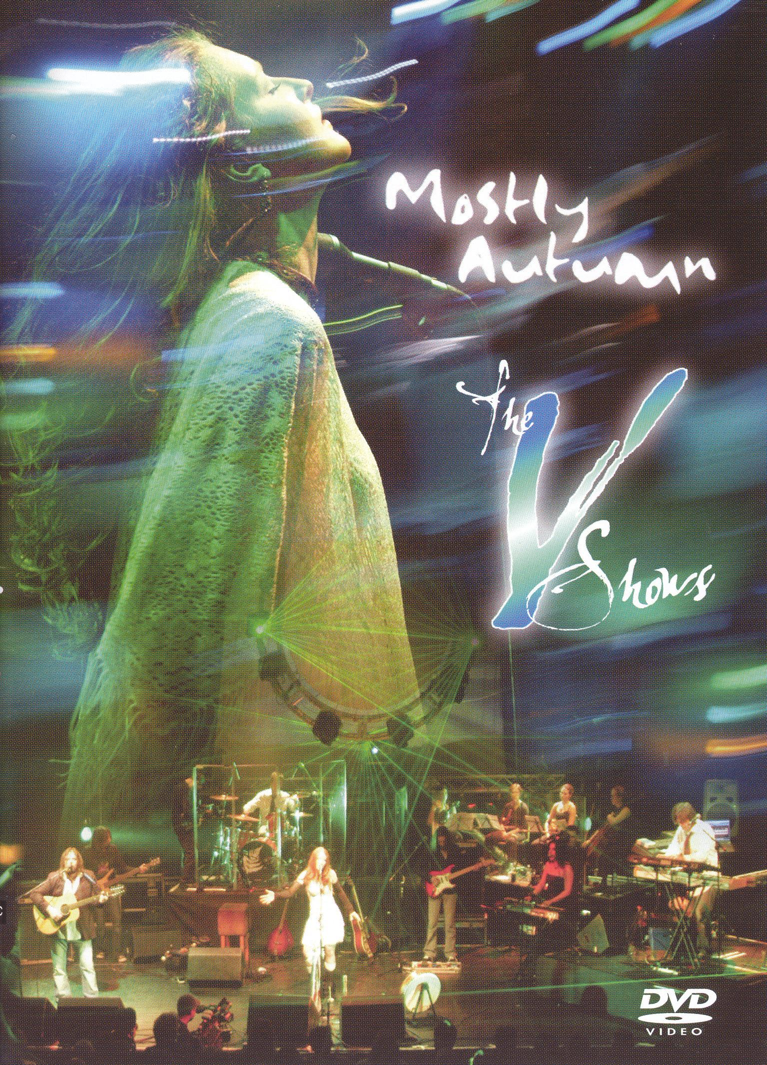 Mostly Autumn: The V Shows - Live 2004
