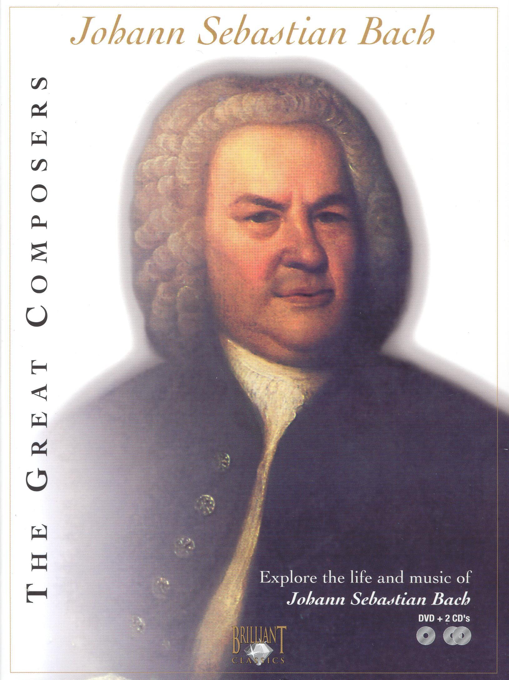 The Great Composers: Johann Sebastian Bach