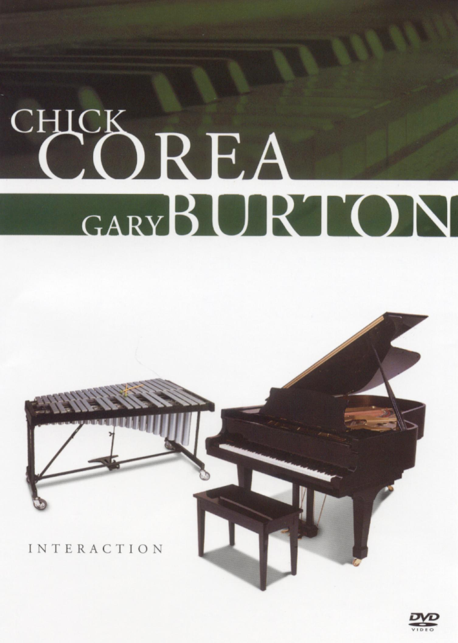 Chick Corea and Gary Burton: Interaction