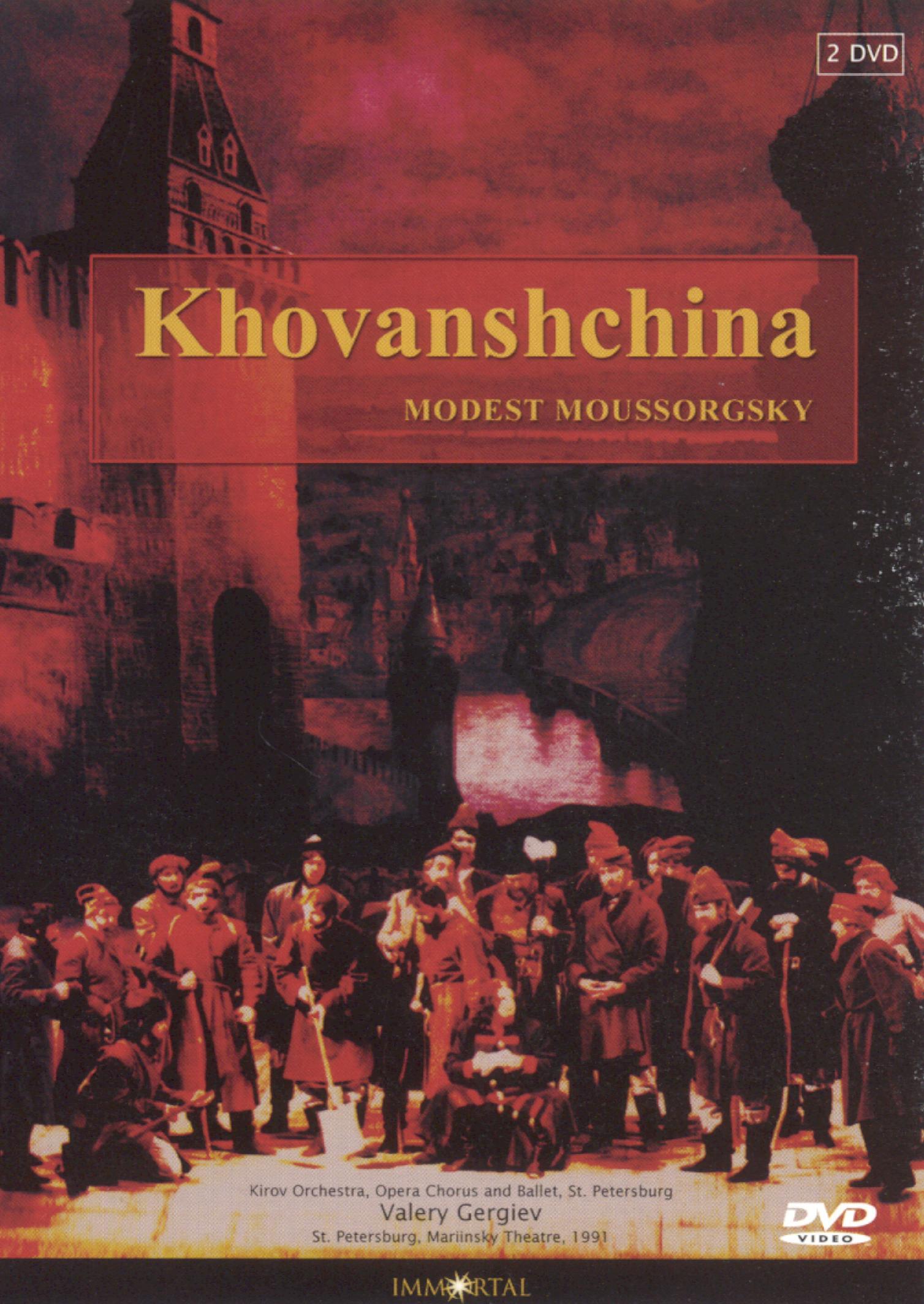 Khovanshchina (Kirov Opera)