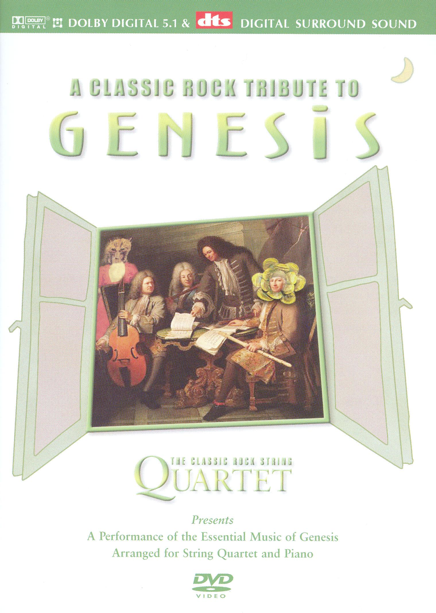 Classic Rock String Quartet: Tribute to Genesis