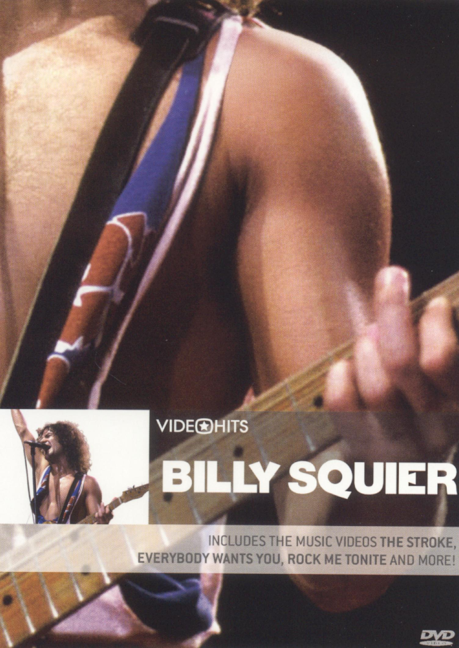 Video Hits: Billy Squier