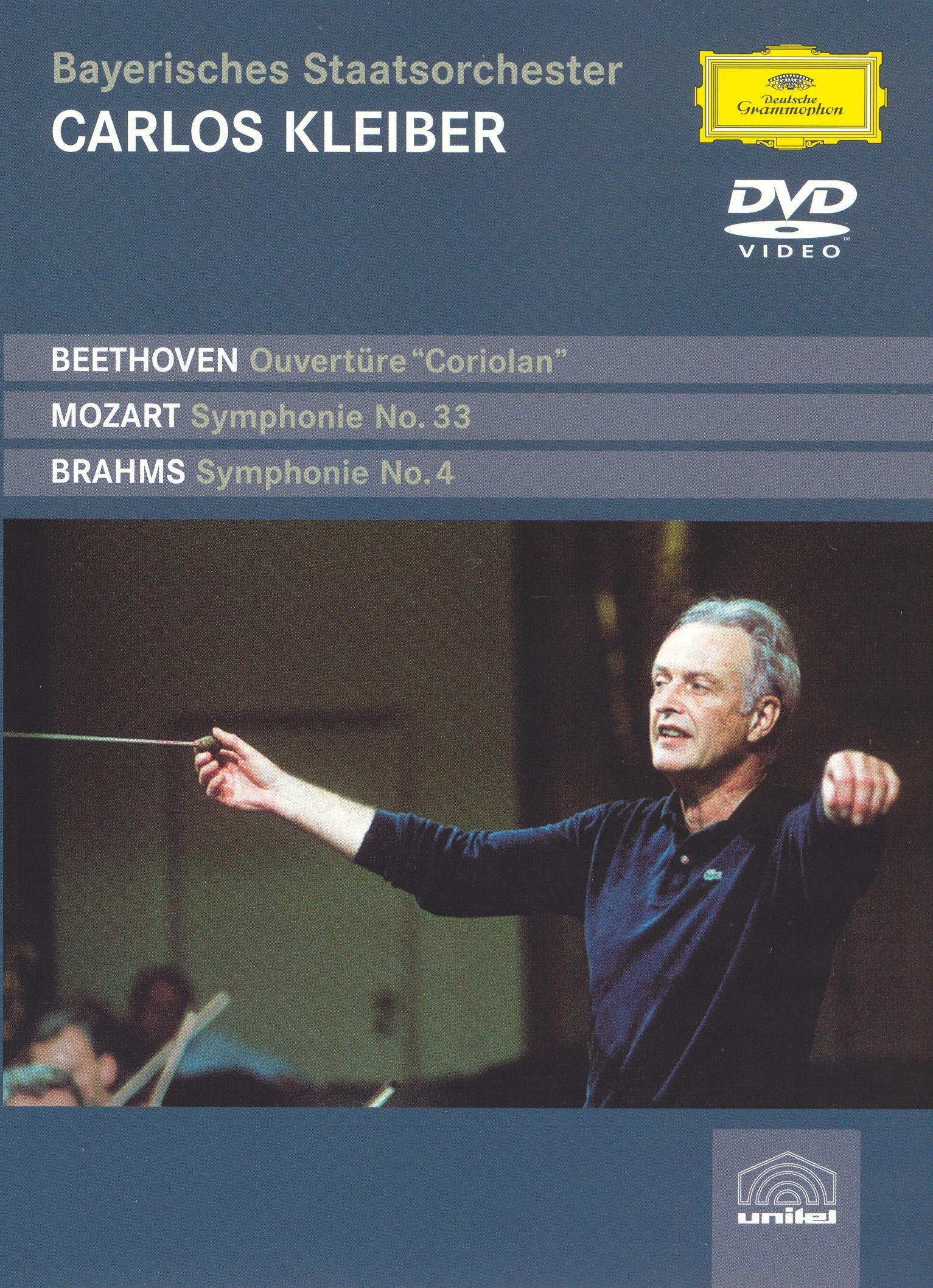 Beethoven: Ciriolan Overture/Symphony 33/Symphony 4
