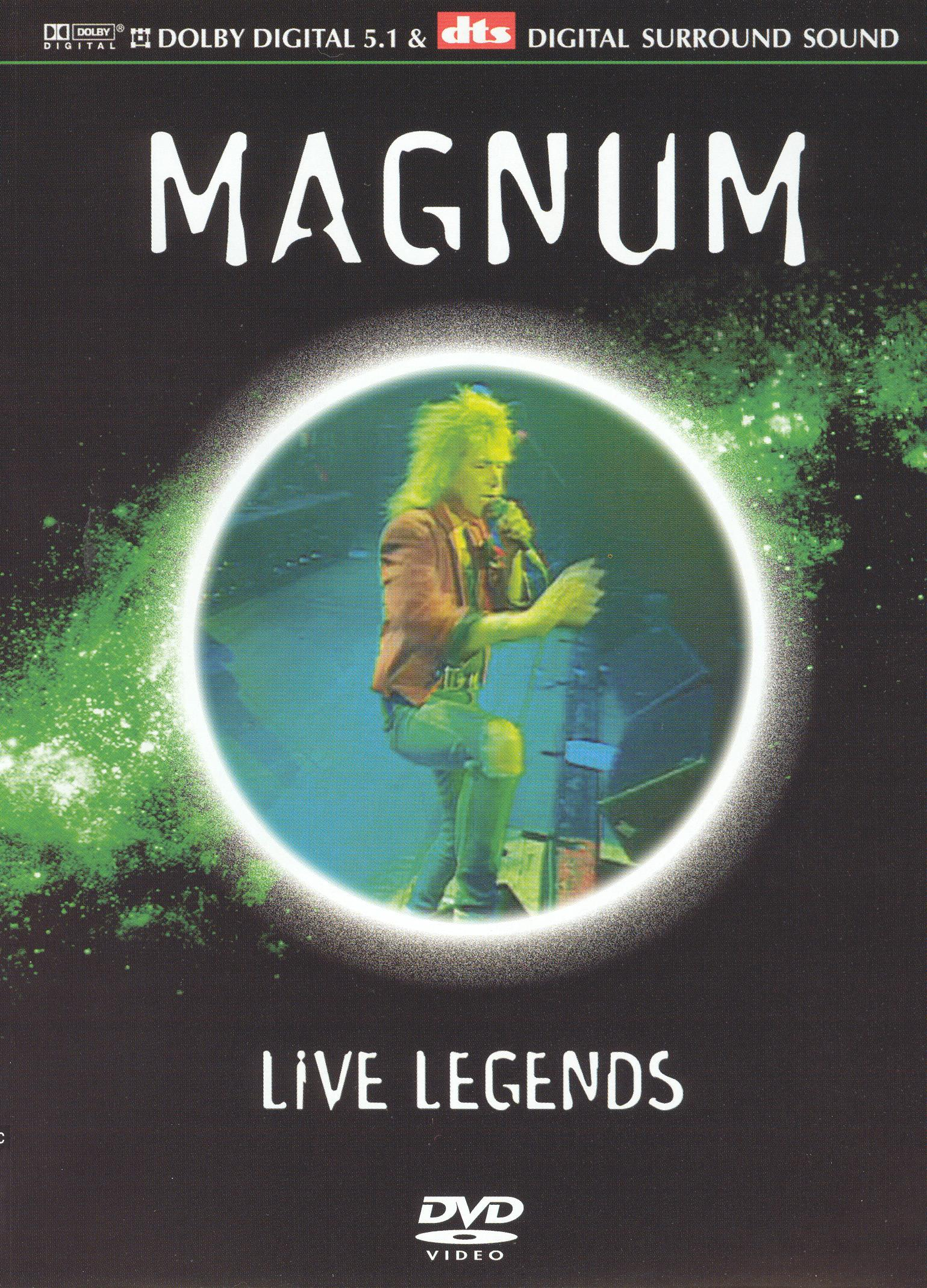 Magnum: Live Legends
