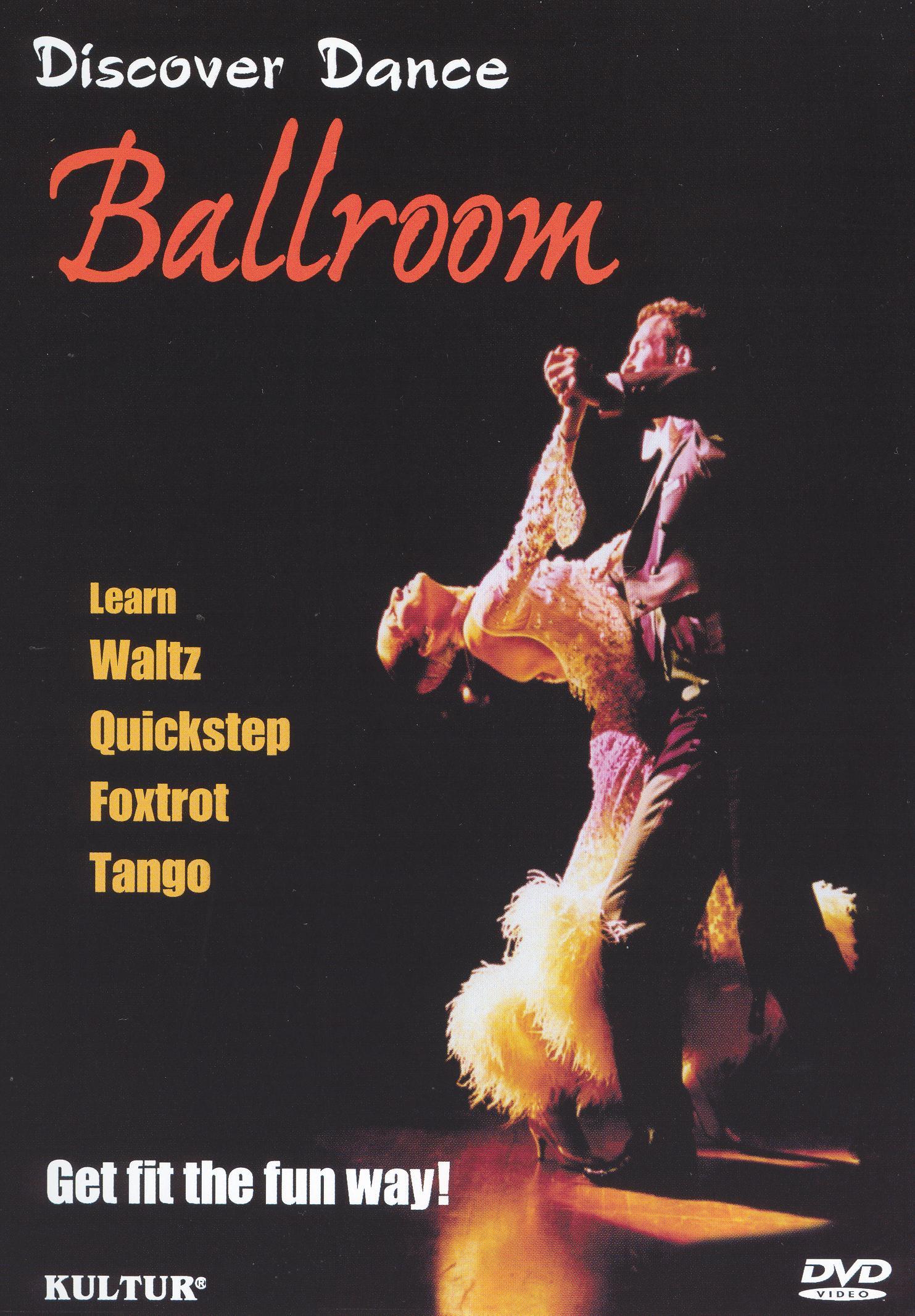 Discover Dance: Ballroom