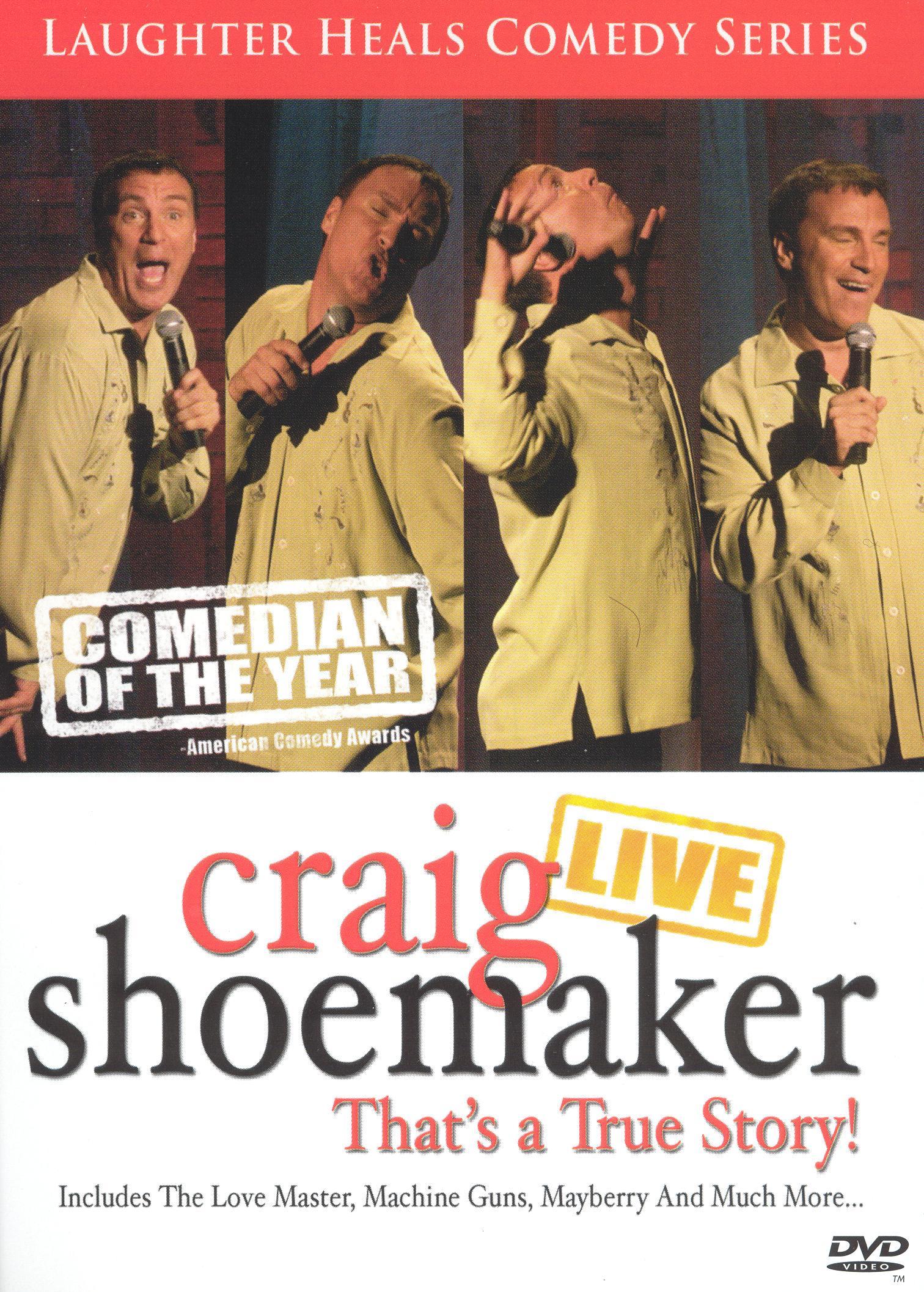 Craig Shoemaker: Live -