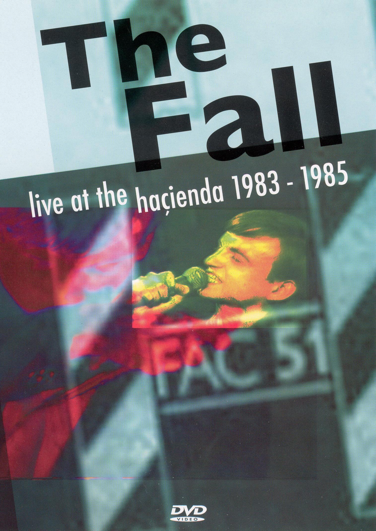 The Fall: Live at the Hacienda