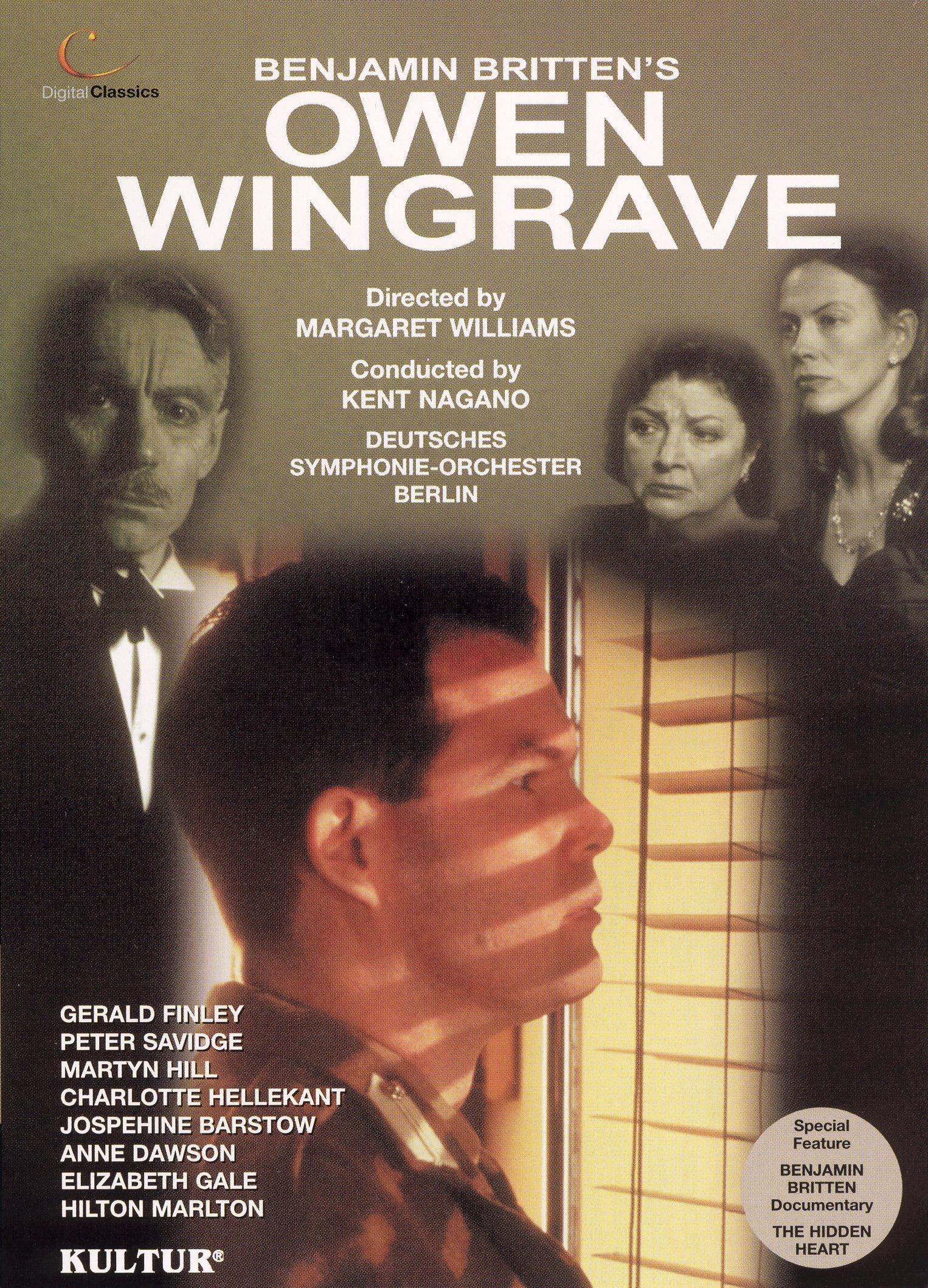 Owen Wingrave (Deutsches Symphonie-Orchester Berlin)