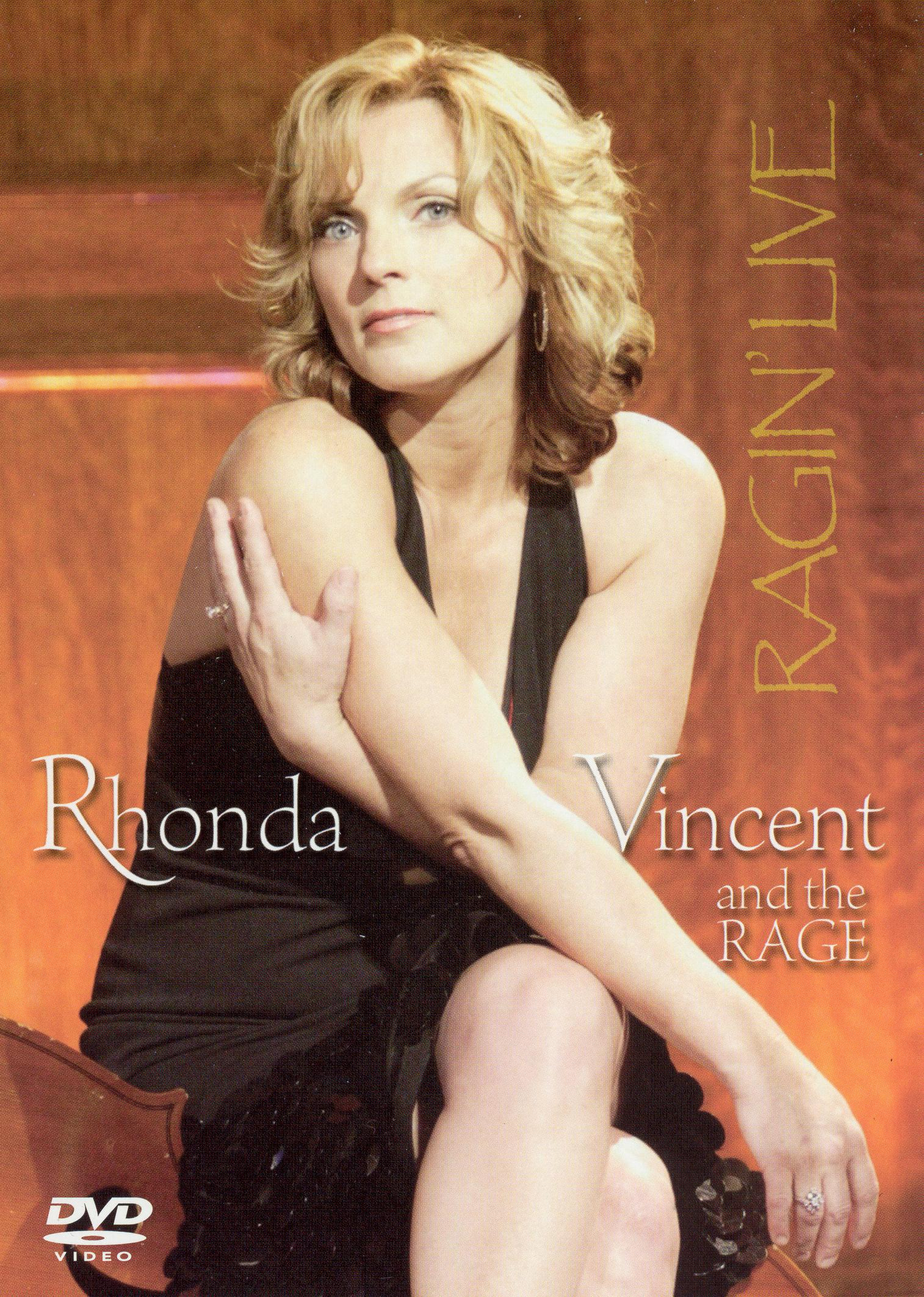 Rhonda Vincent and the Rage: Ragin' Live
