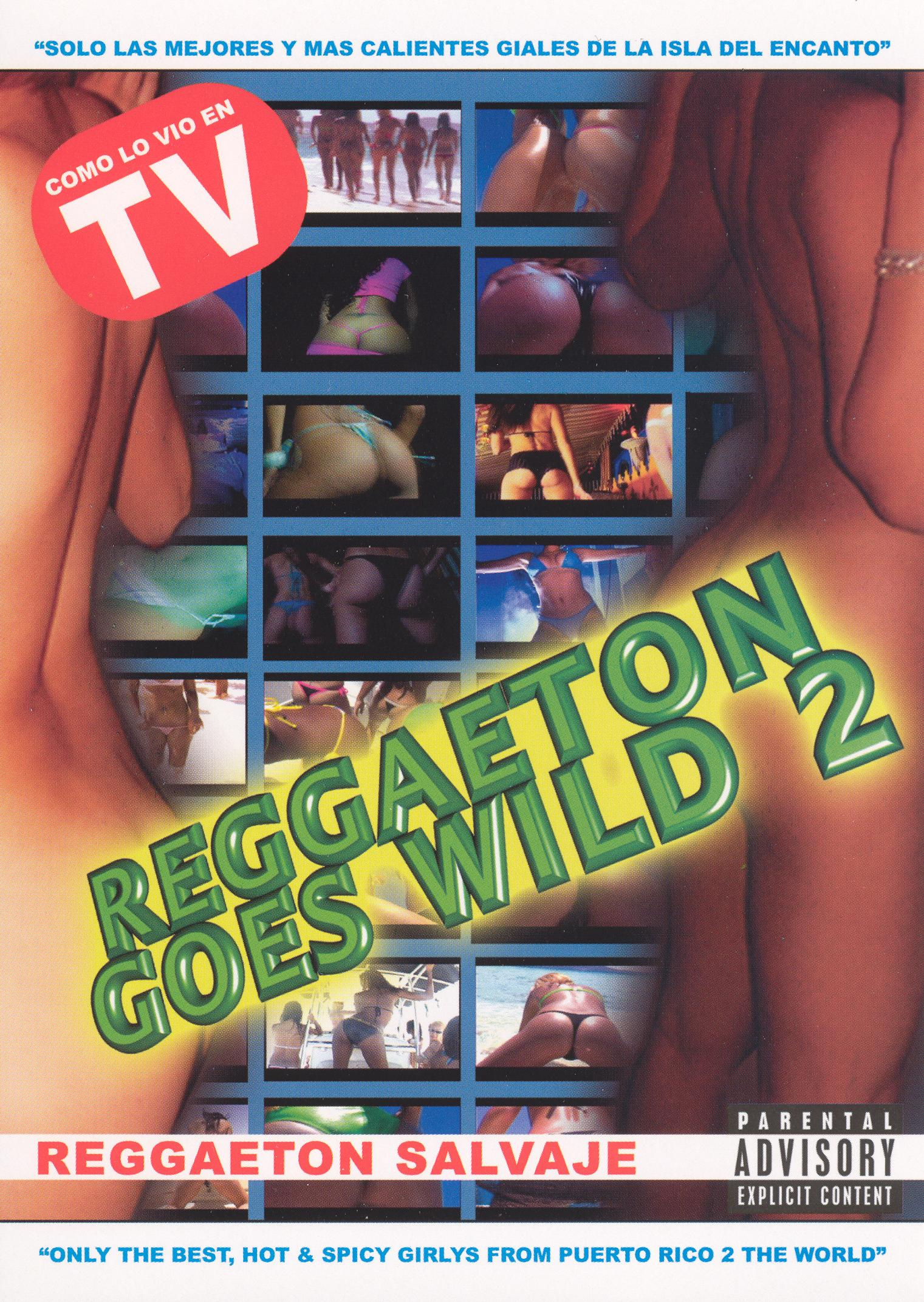 Reggaeton Goes Wild, Vol. 2