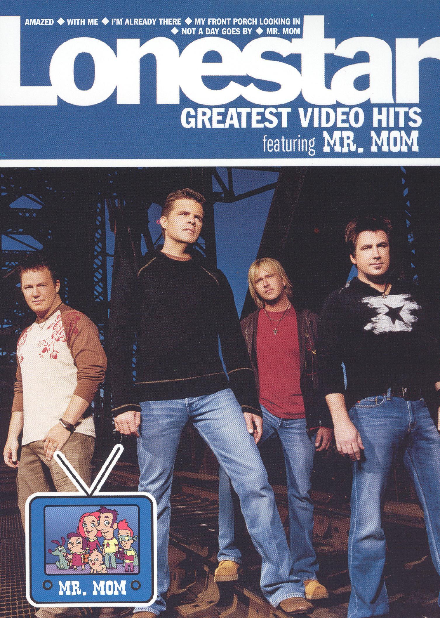 Lonestar: Greatest Video Hits