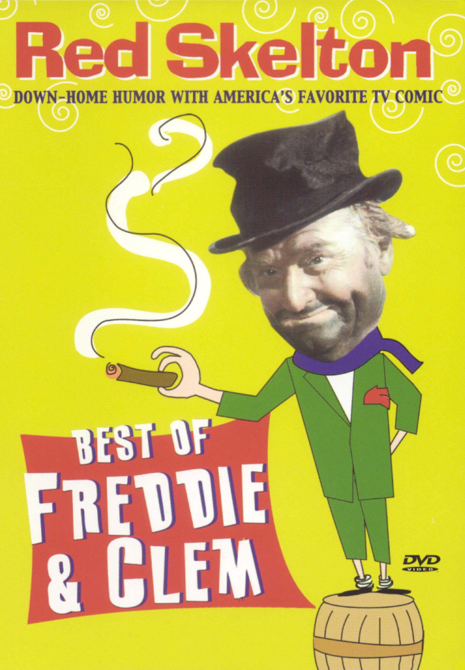 Red Skelton: Best of Freddie & Clem