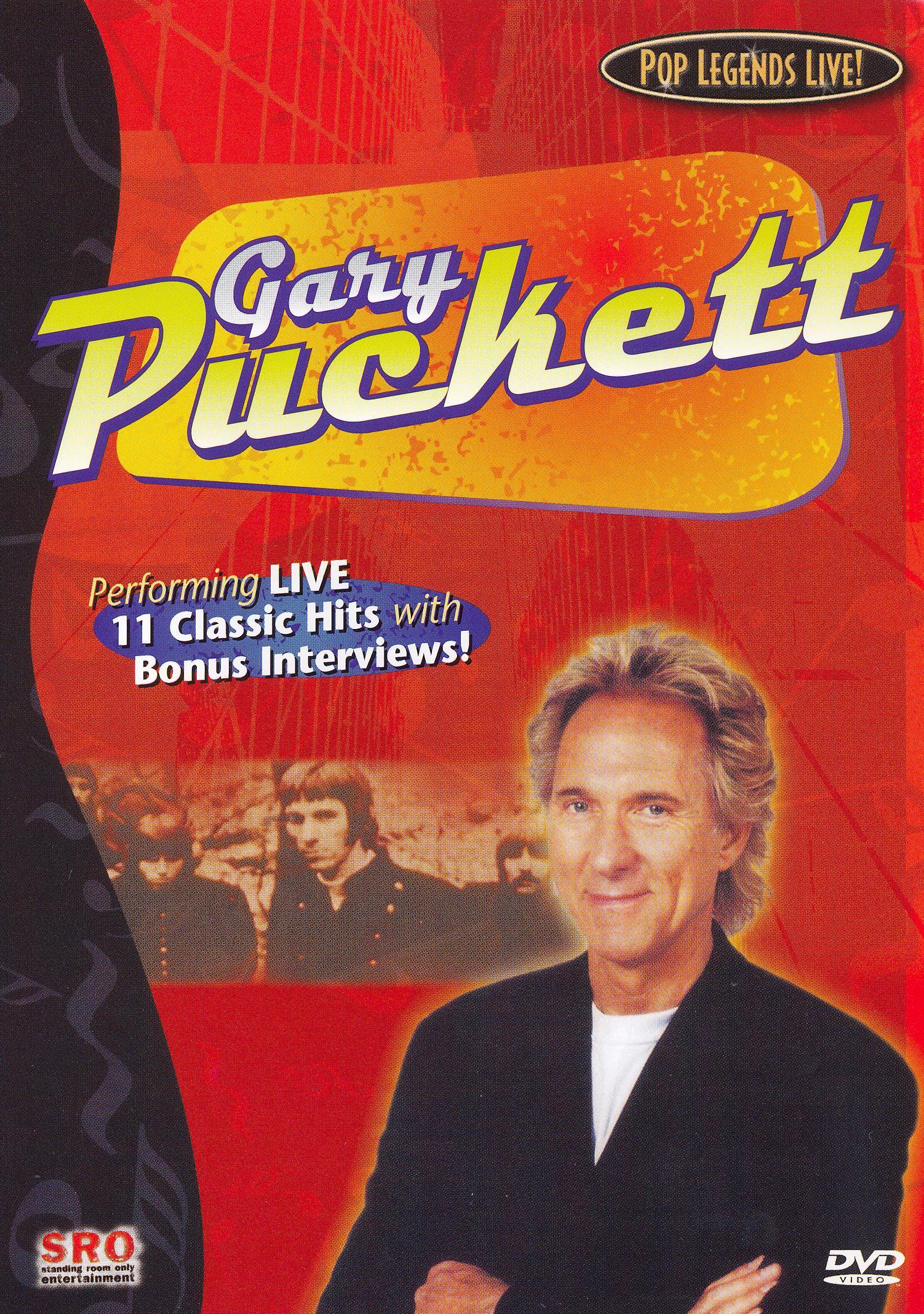 Gary Puckett: Pop Legends Live