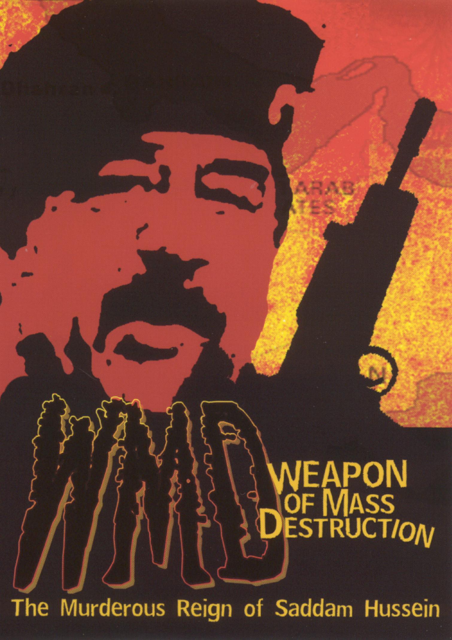 weapon of mass destruction media