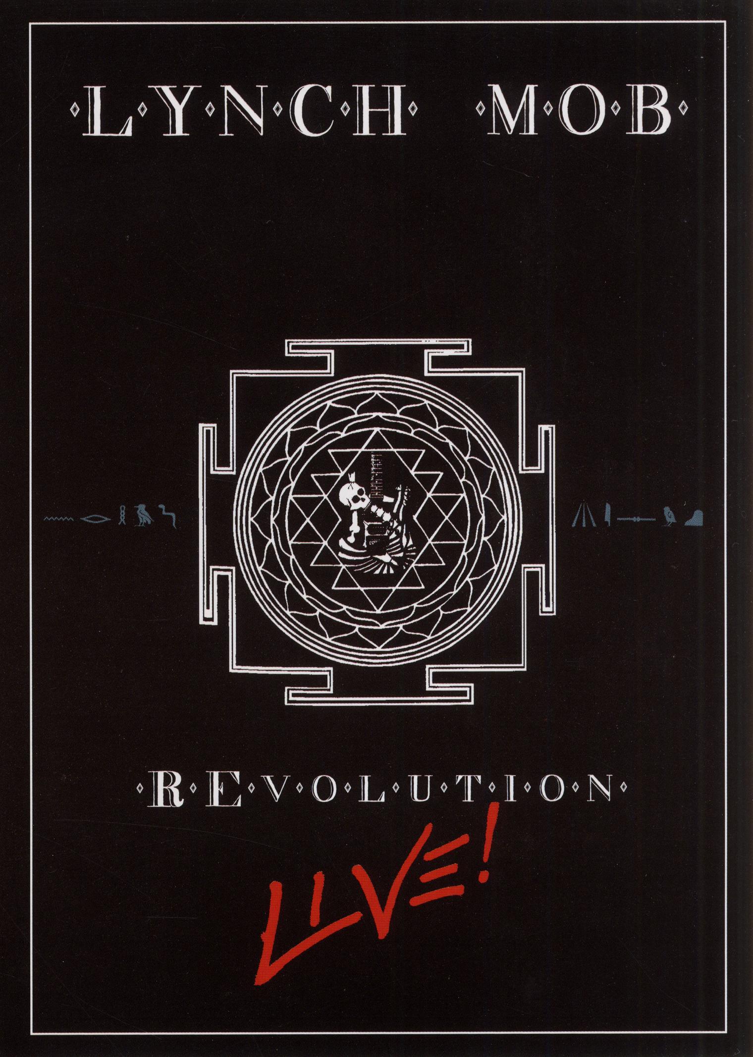 Lynch Mob: Revolution Live