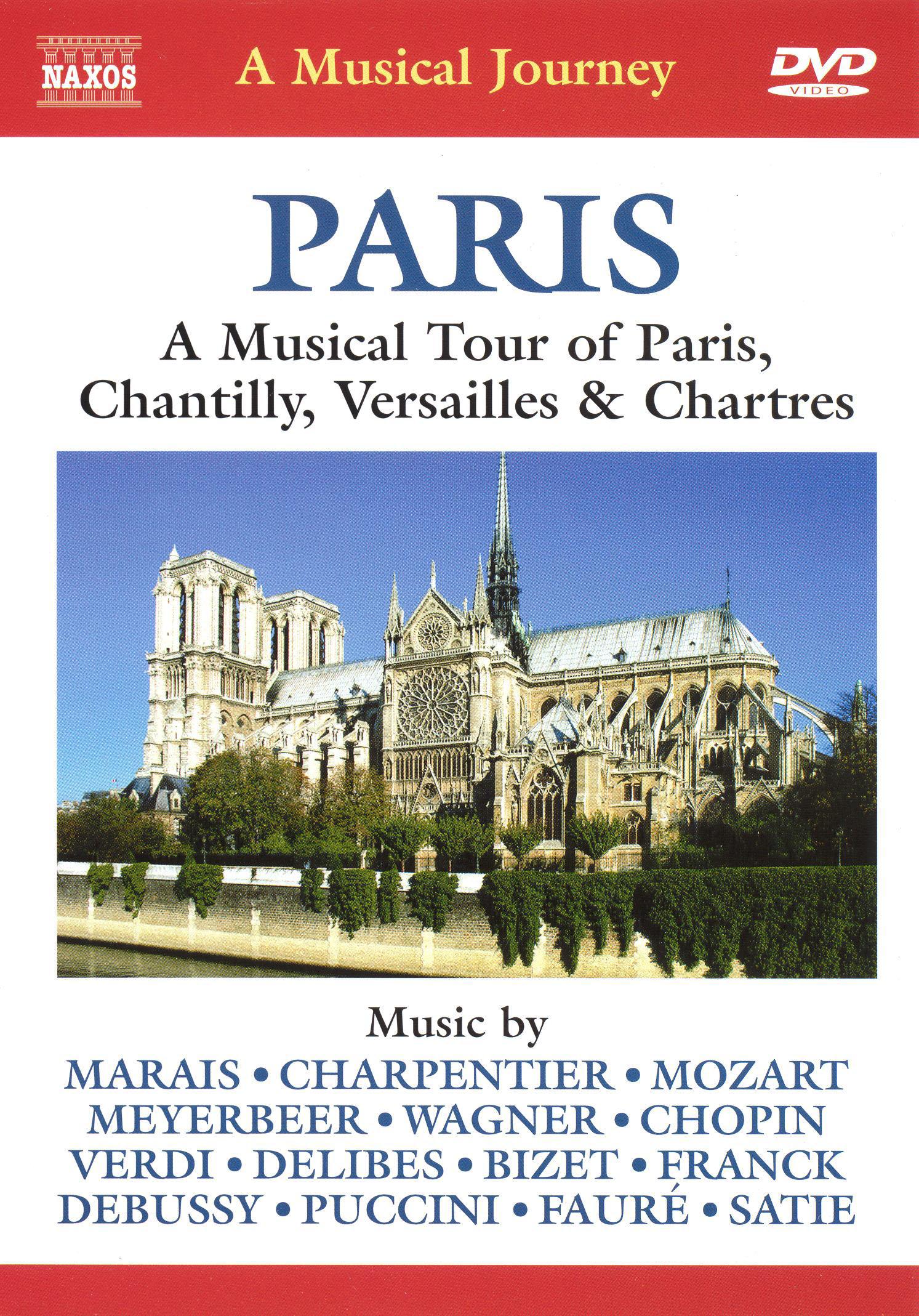 Paris: A Musical Tour