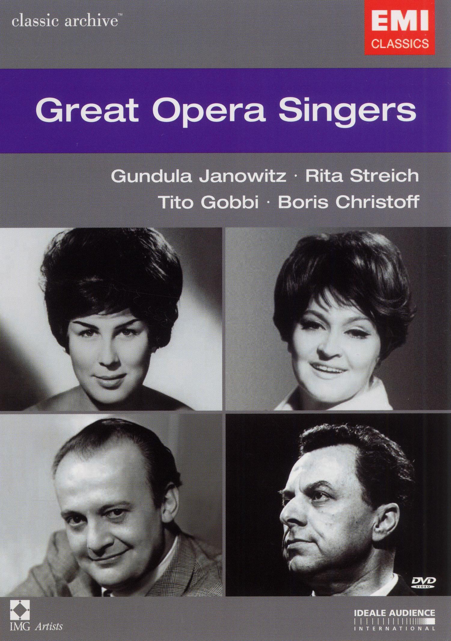 Great Opera Singers