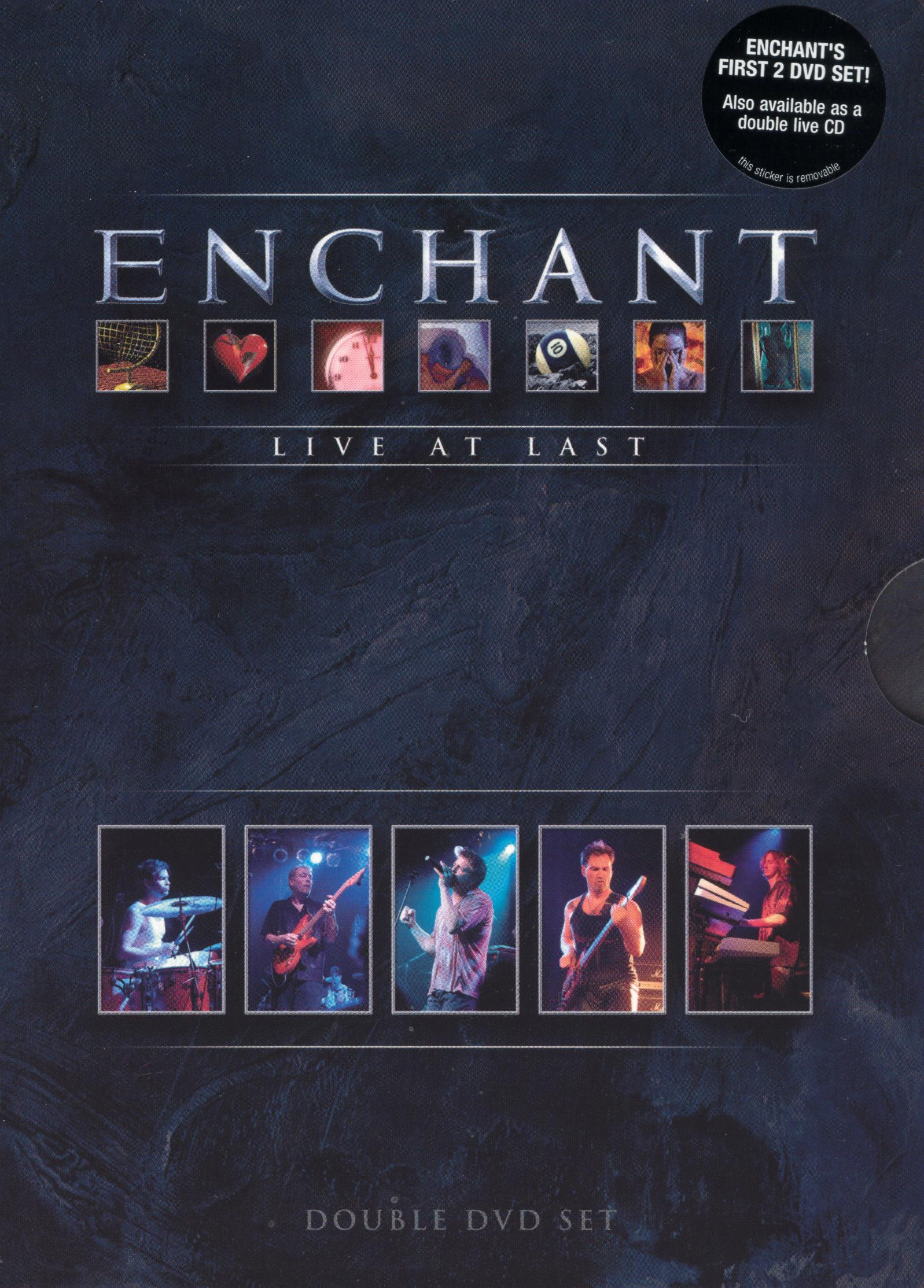 Enchant: Live at Last