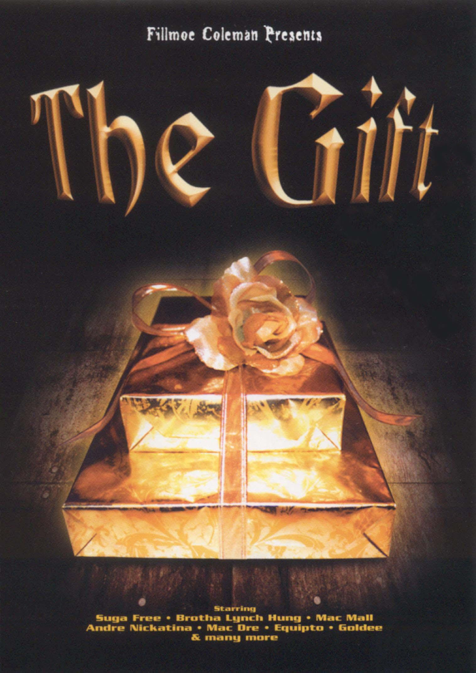 Andre Nickatina: The Gift
